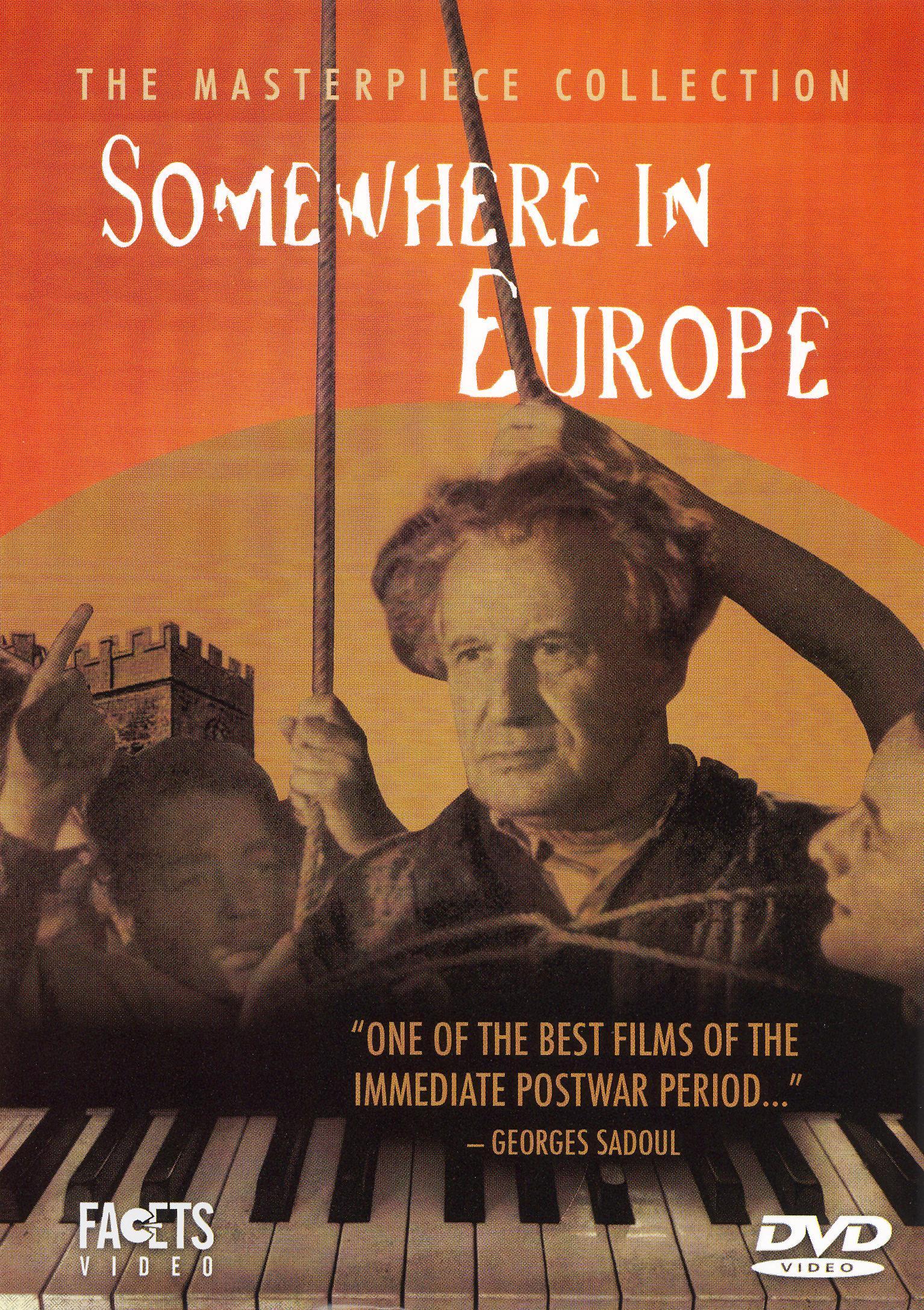 Valahol Europaban