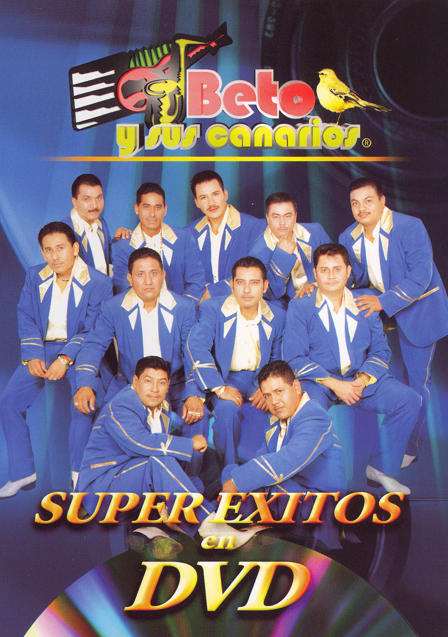 Beto y Canarios: Super Exitos en DVD