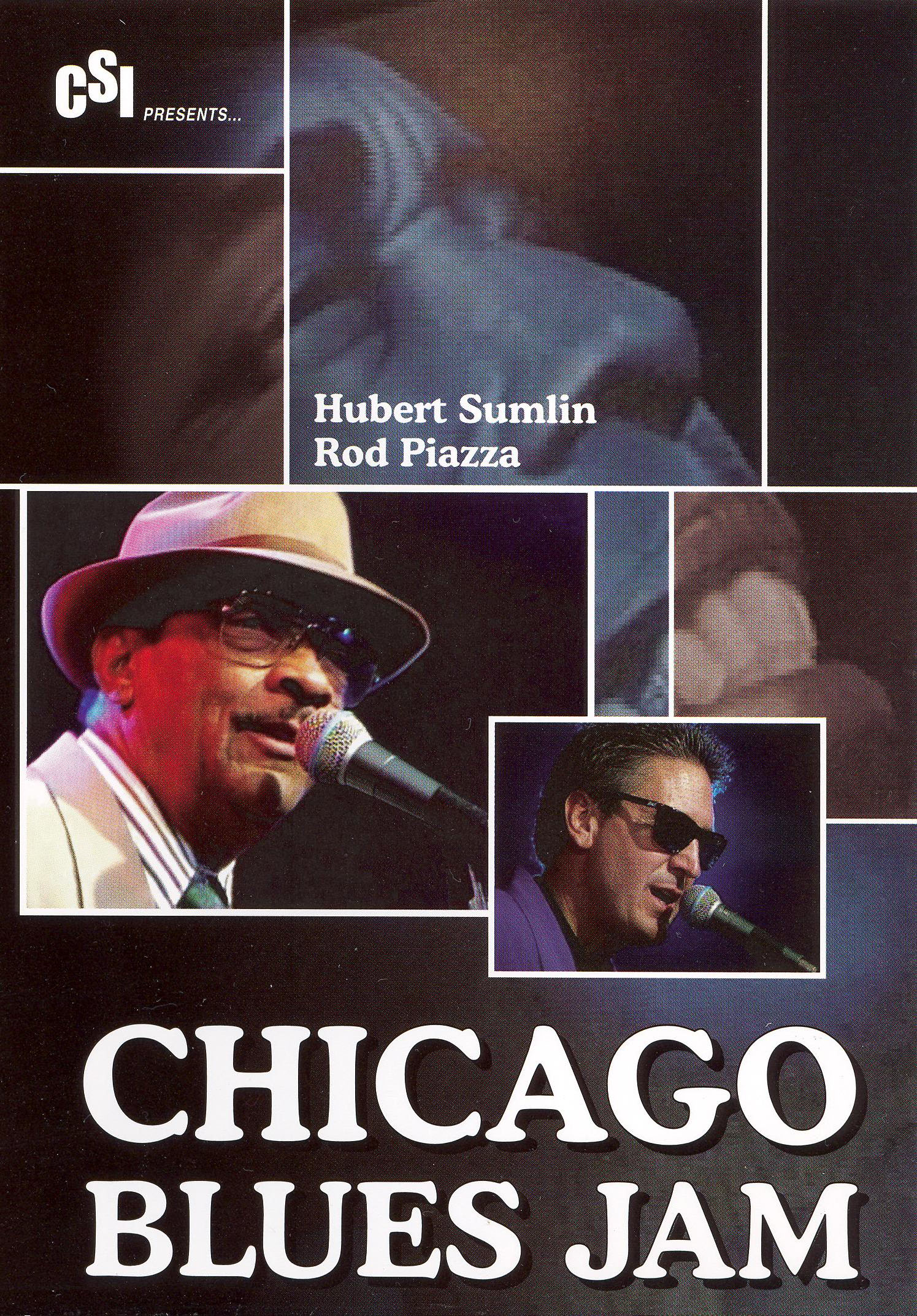 Chicago Blues Jam: Hubert Sumlin/Rod Piazza