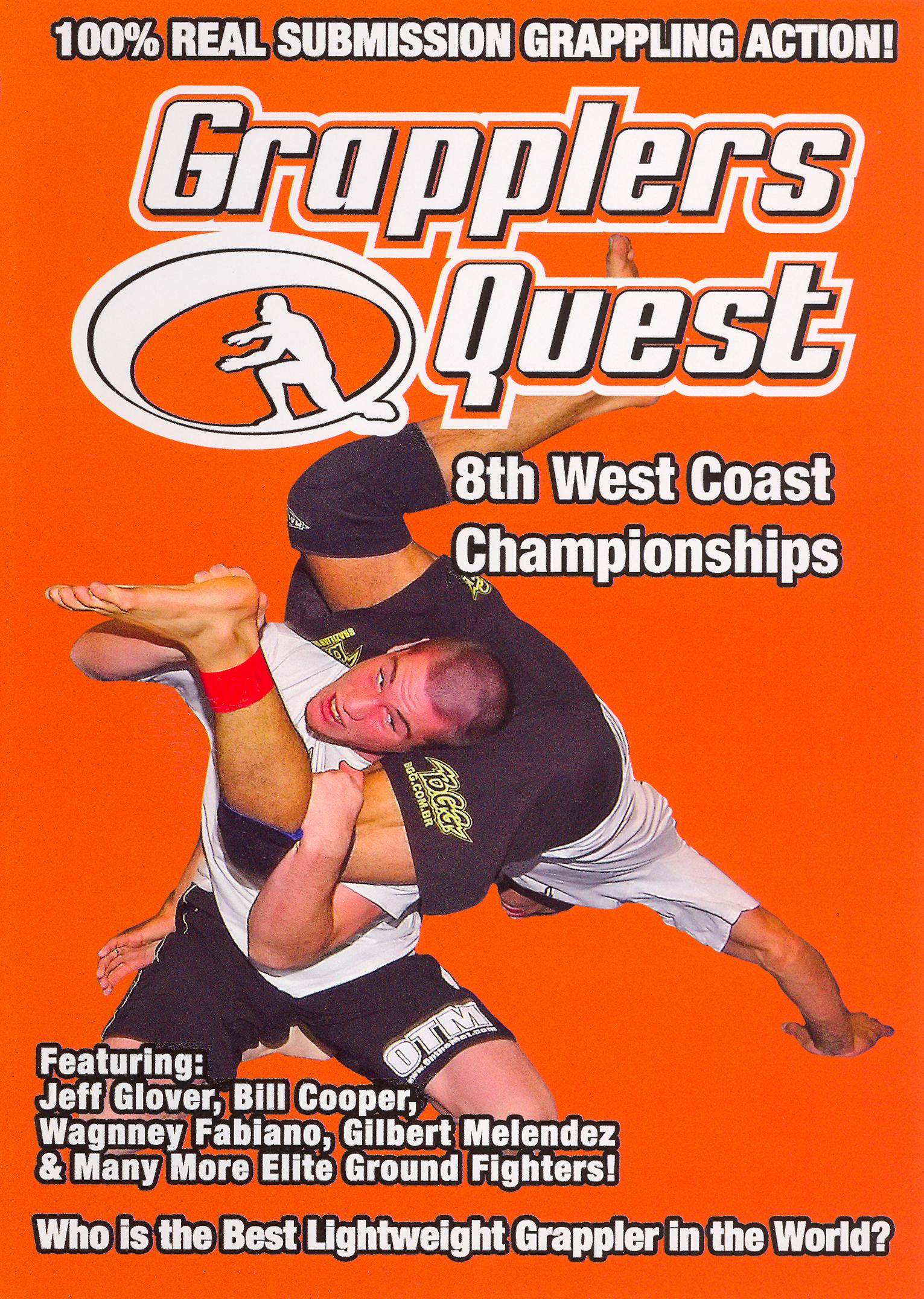 Grapplers Quest: 8th West Coast Championships