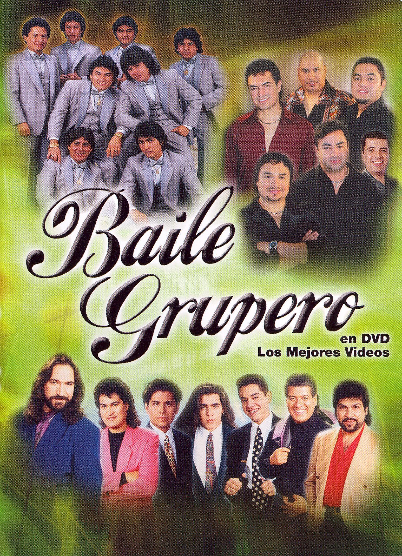 Baile Grupero en DVD