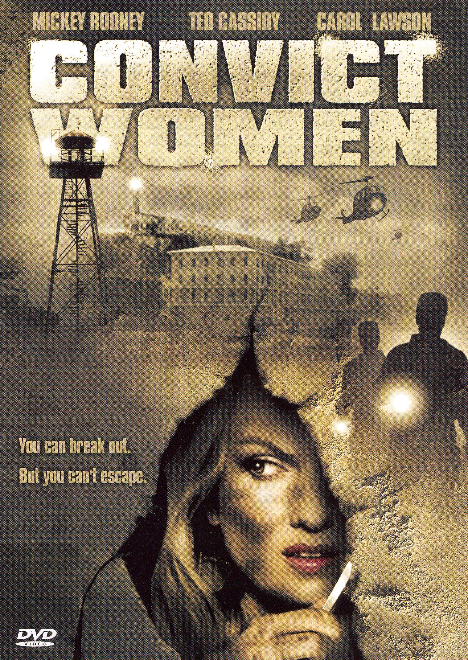 Women's Prison Escape (1974)