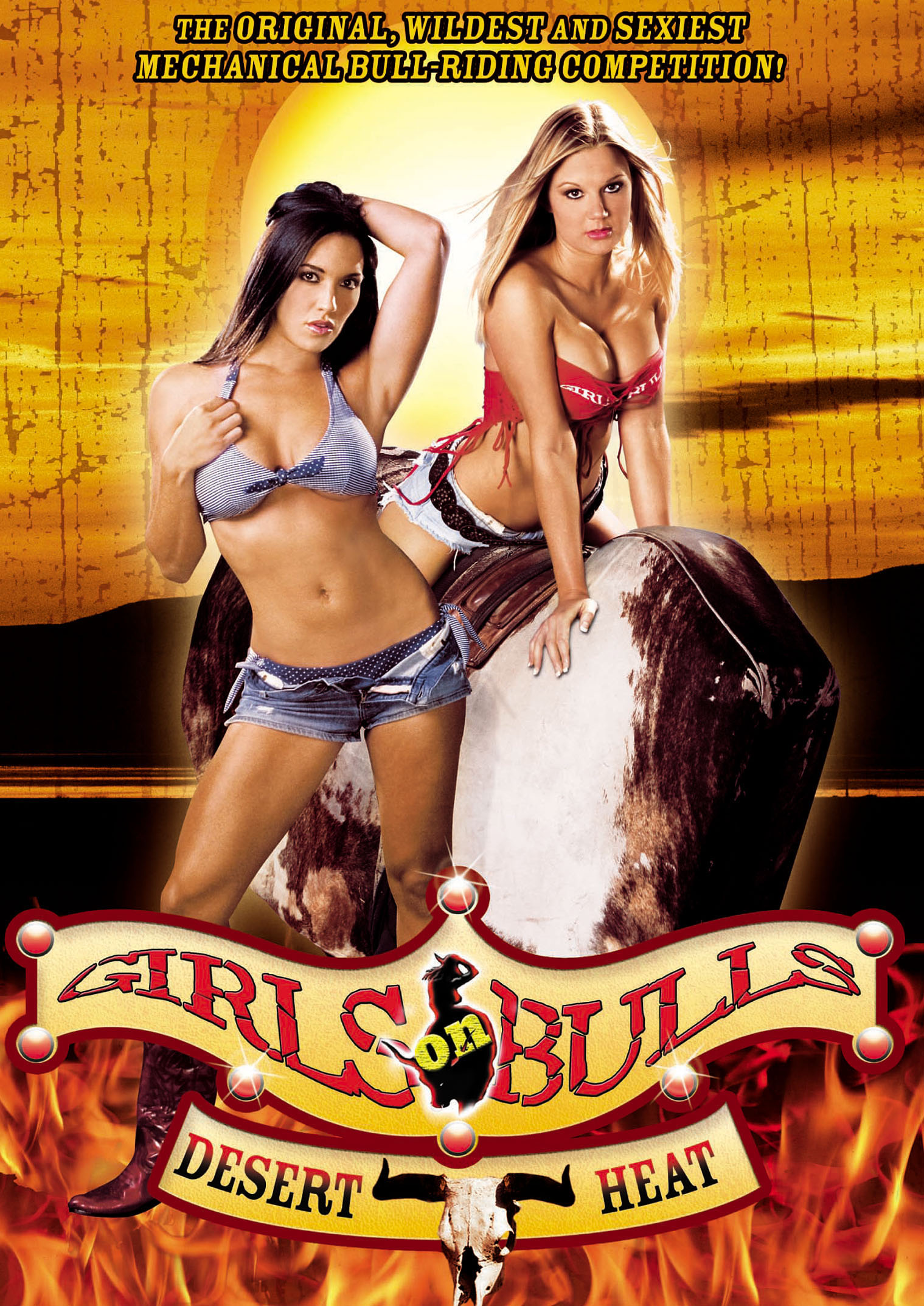 Girls on Bulls: Desert Heat