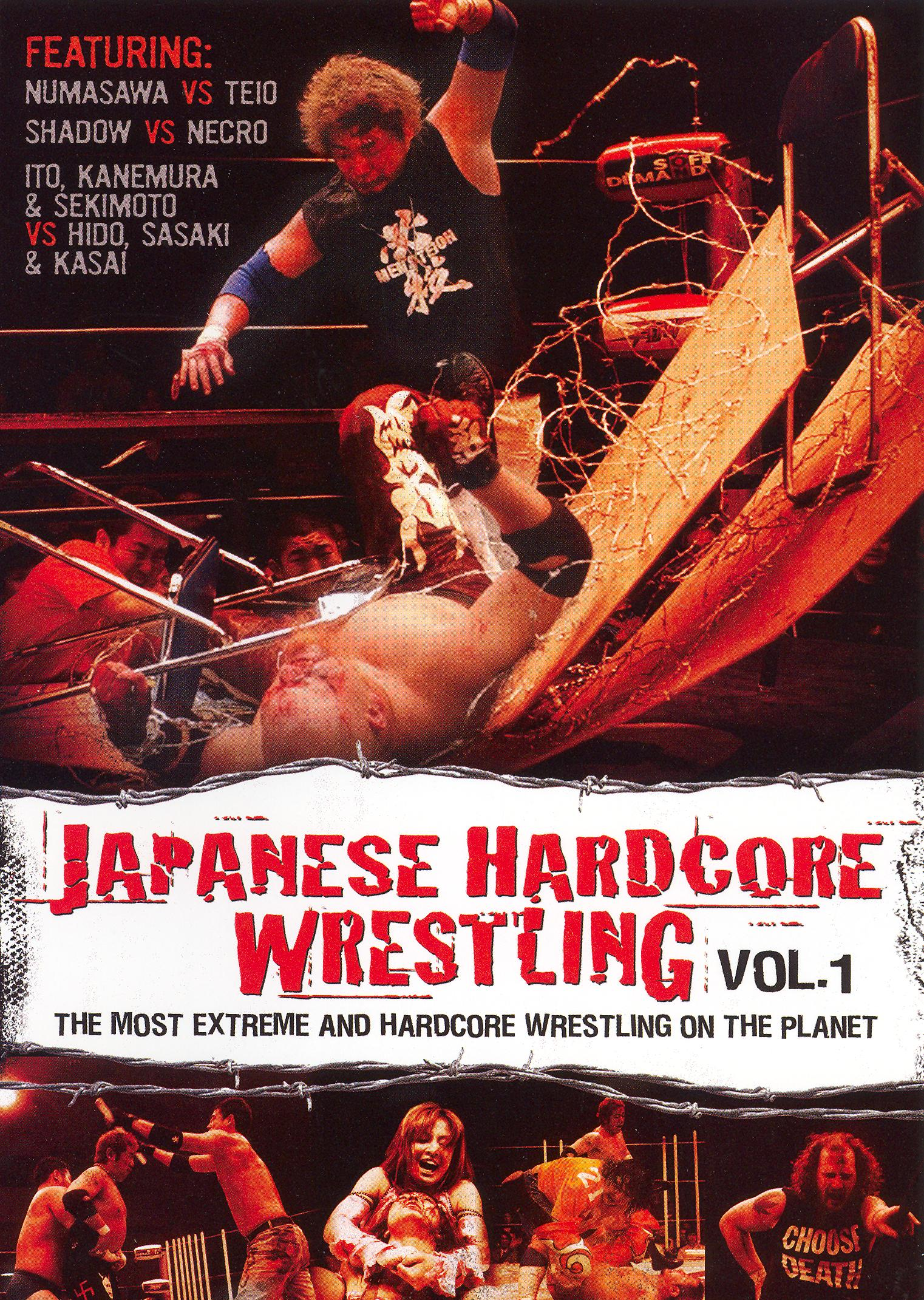 Japanese Hardcore Wrestling, Vol. 1