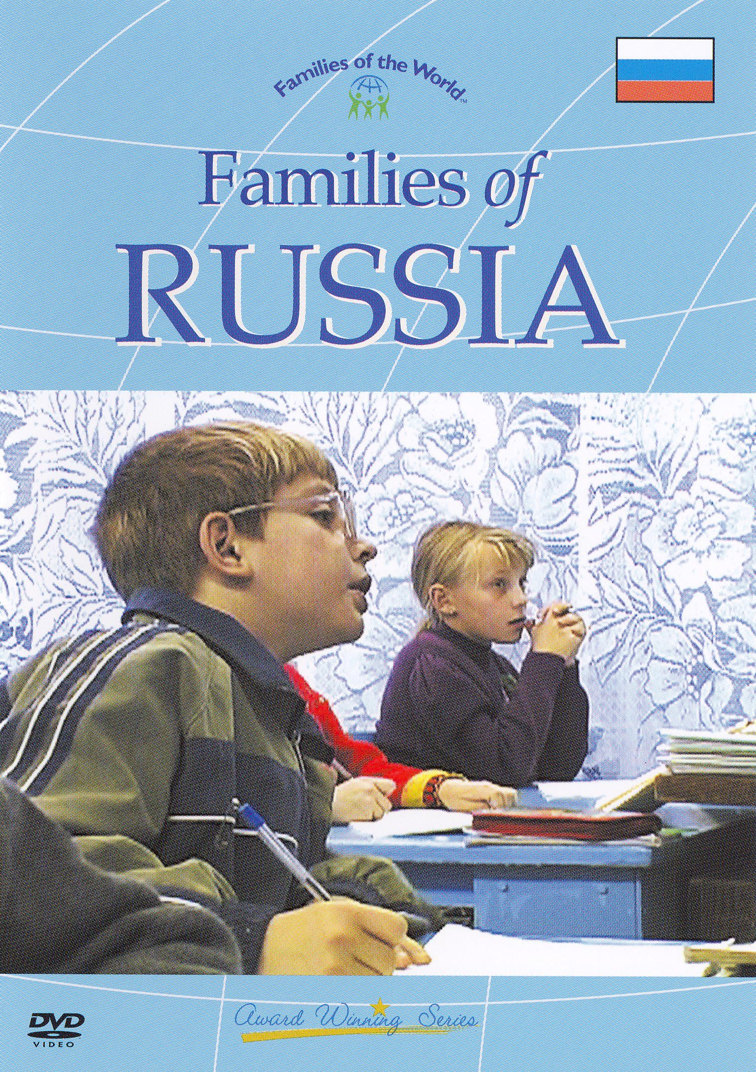 Families of the World: Families of Russia