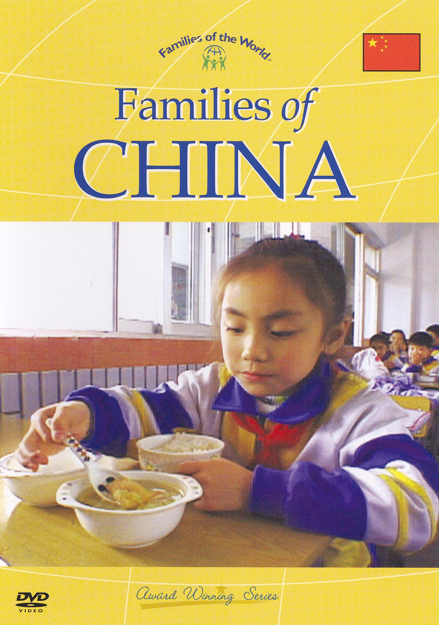 Families of the World: Families of China