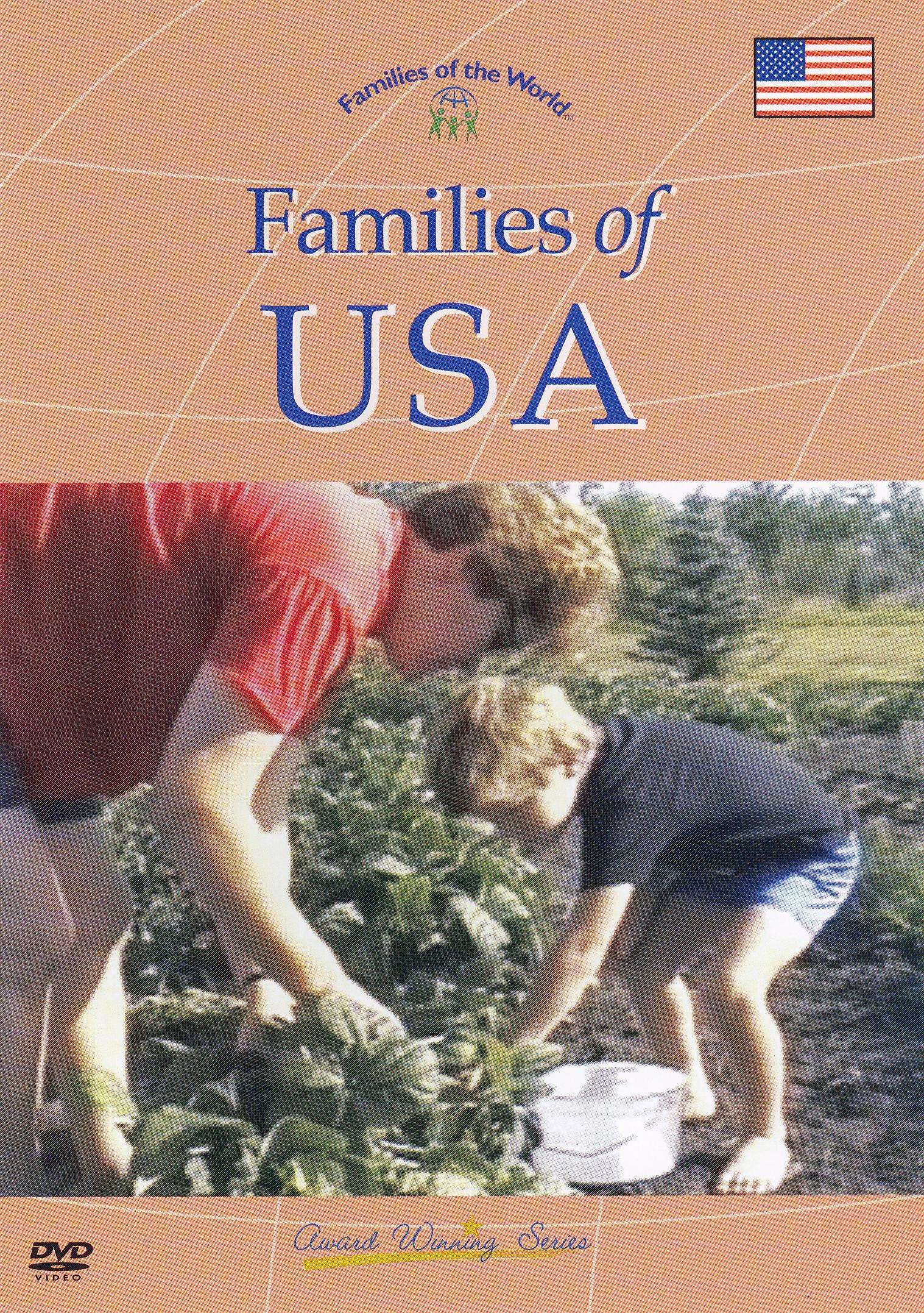 Families of the World: Families of USA