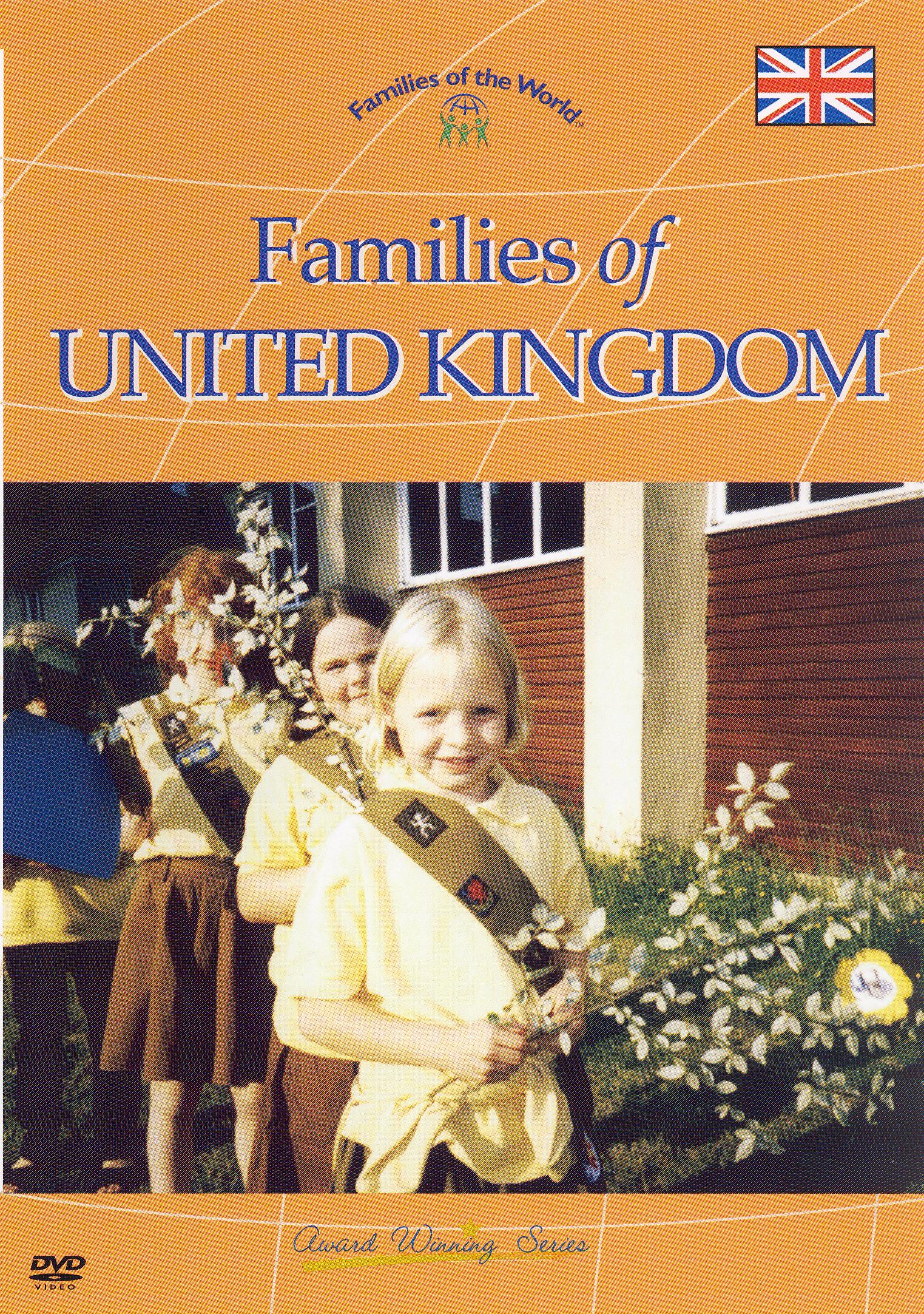 Families of the World: Families of the United Kingdom