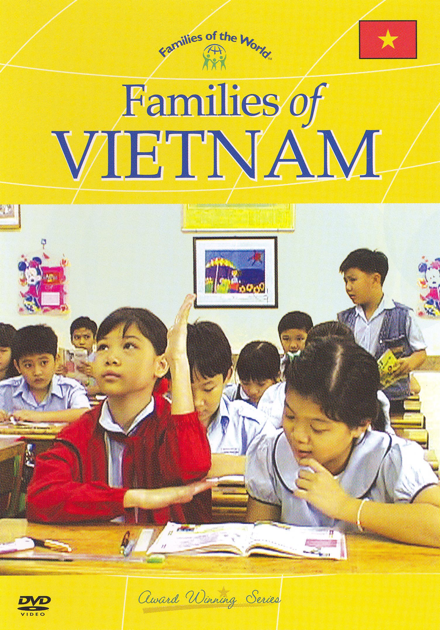 Families of the World: Families of Vietnam