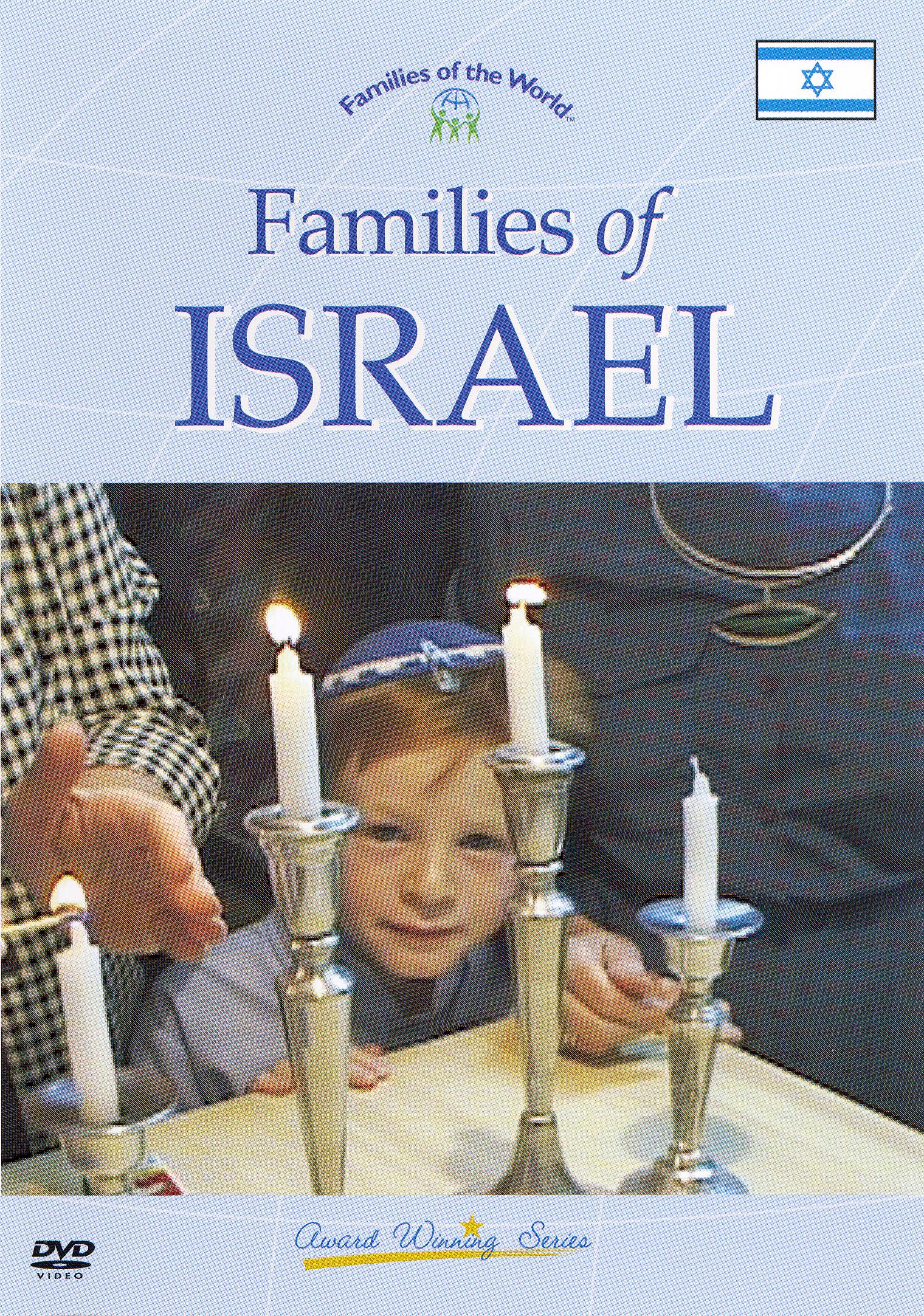 Families of the World: Families of Israel