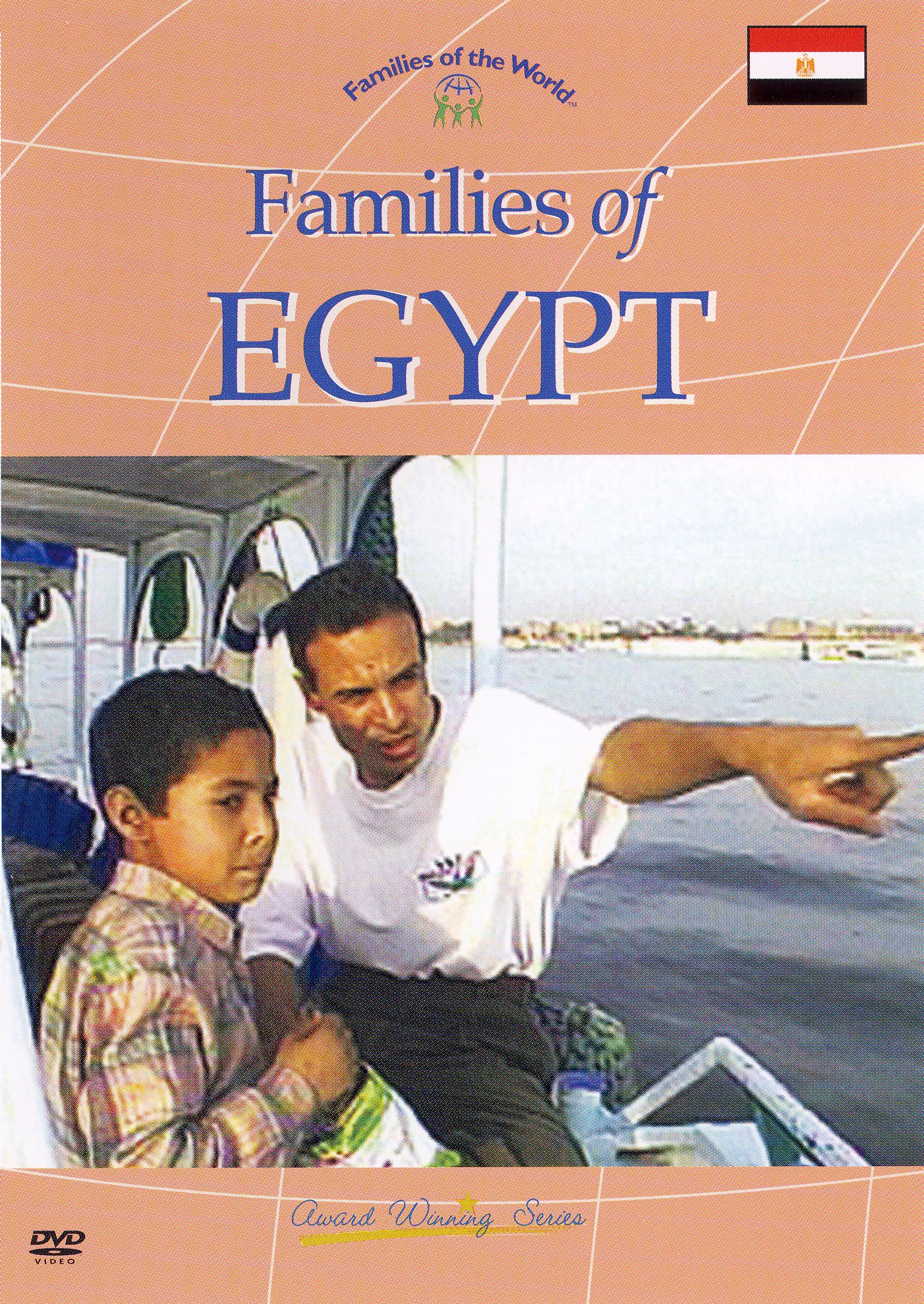 Families of the World: Families of Egypt