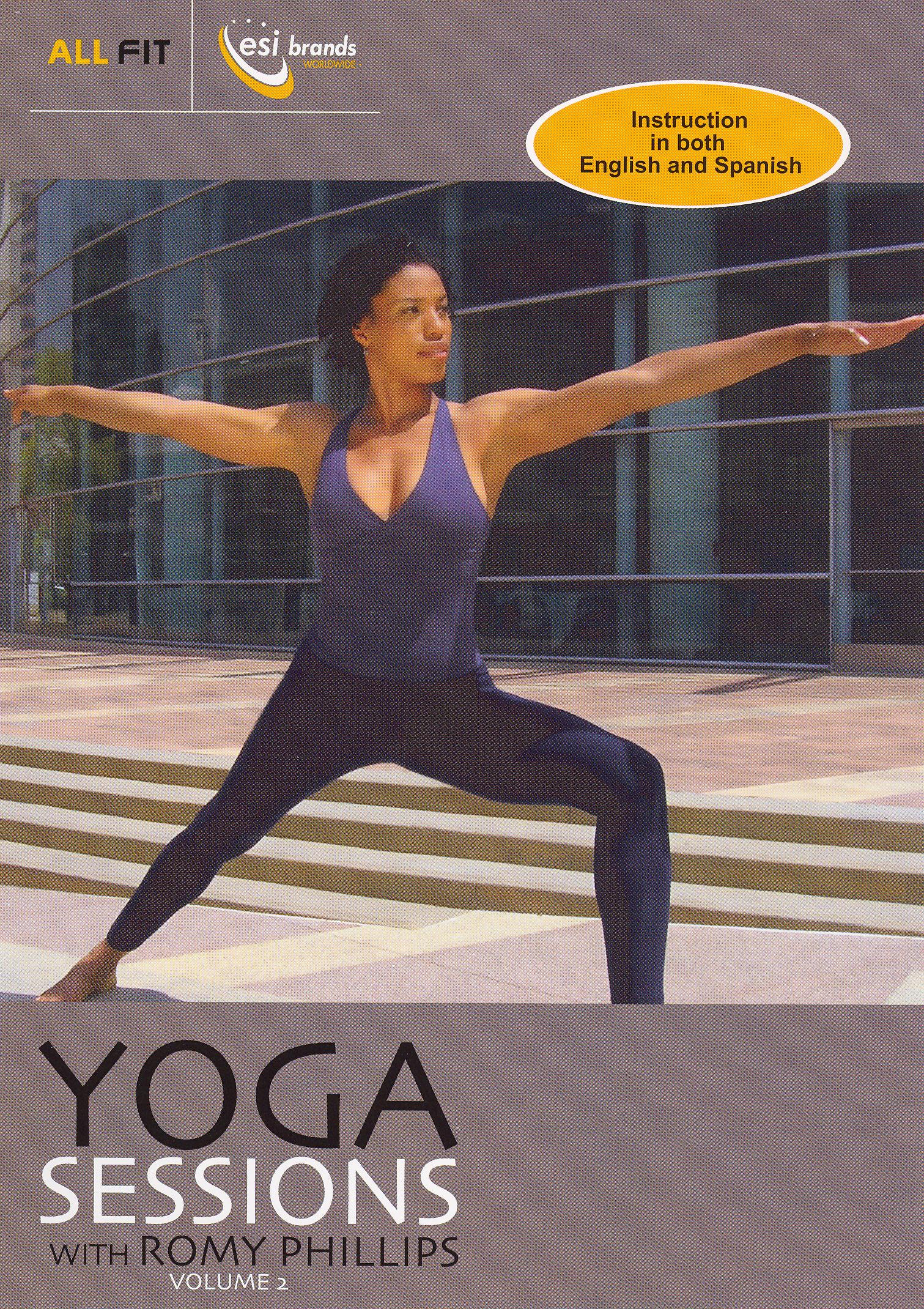 Romy Phillips: Yoga Sessions with Romy Phillips, Vol. 1