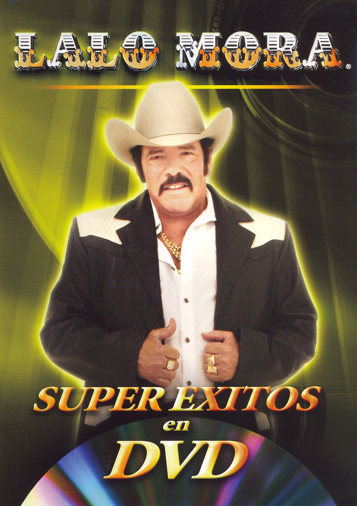 Lalo Mora: Super Exitos en DVD
