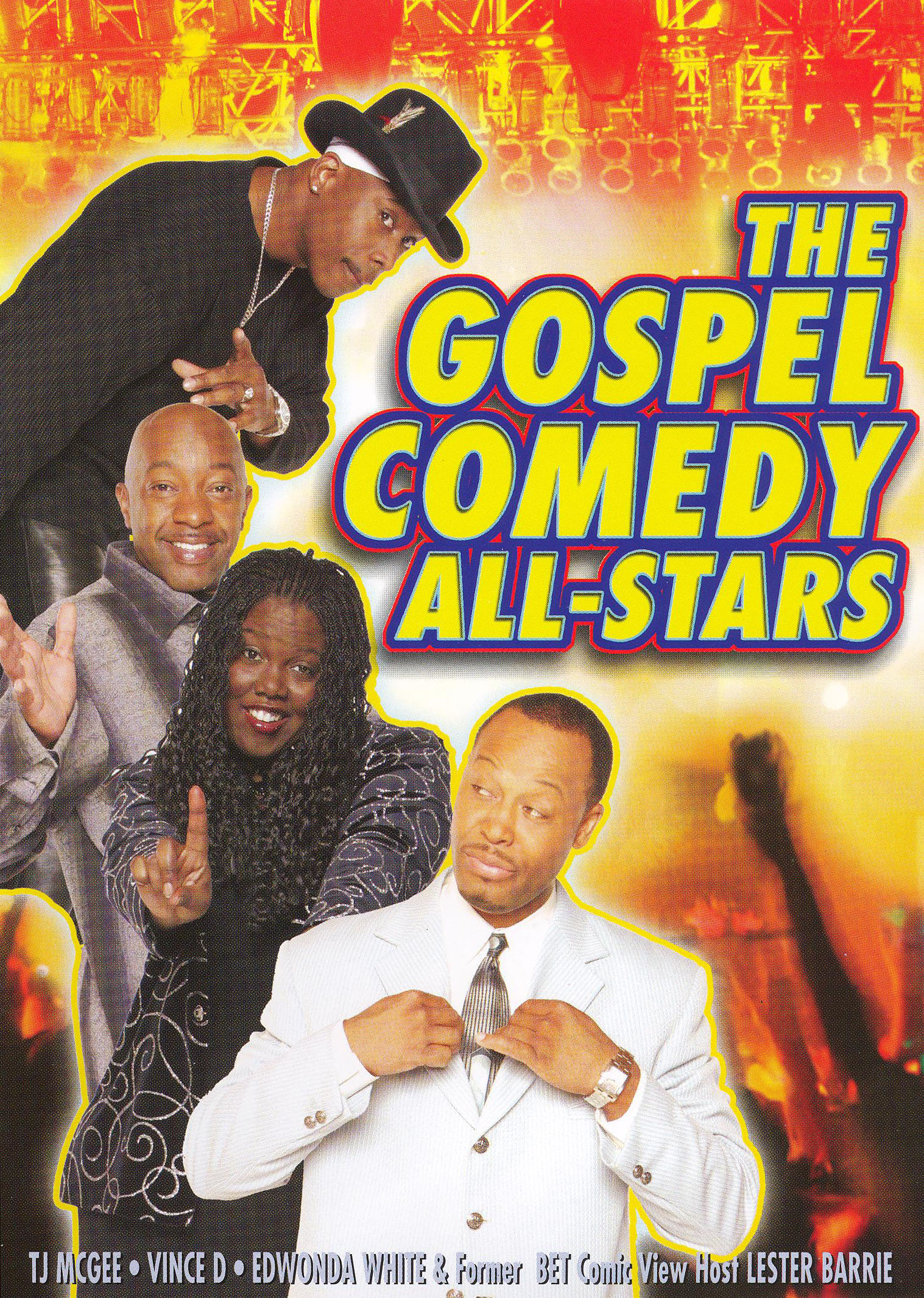 Gospel Comedy All Stars