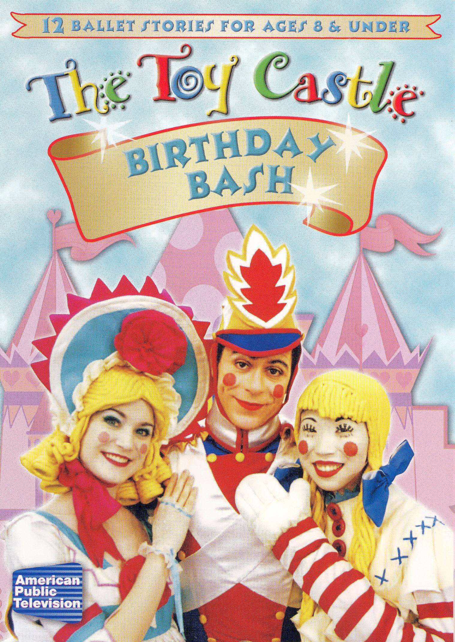 The Toy Castle: Birthday Bash