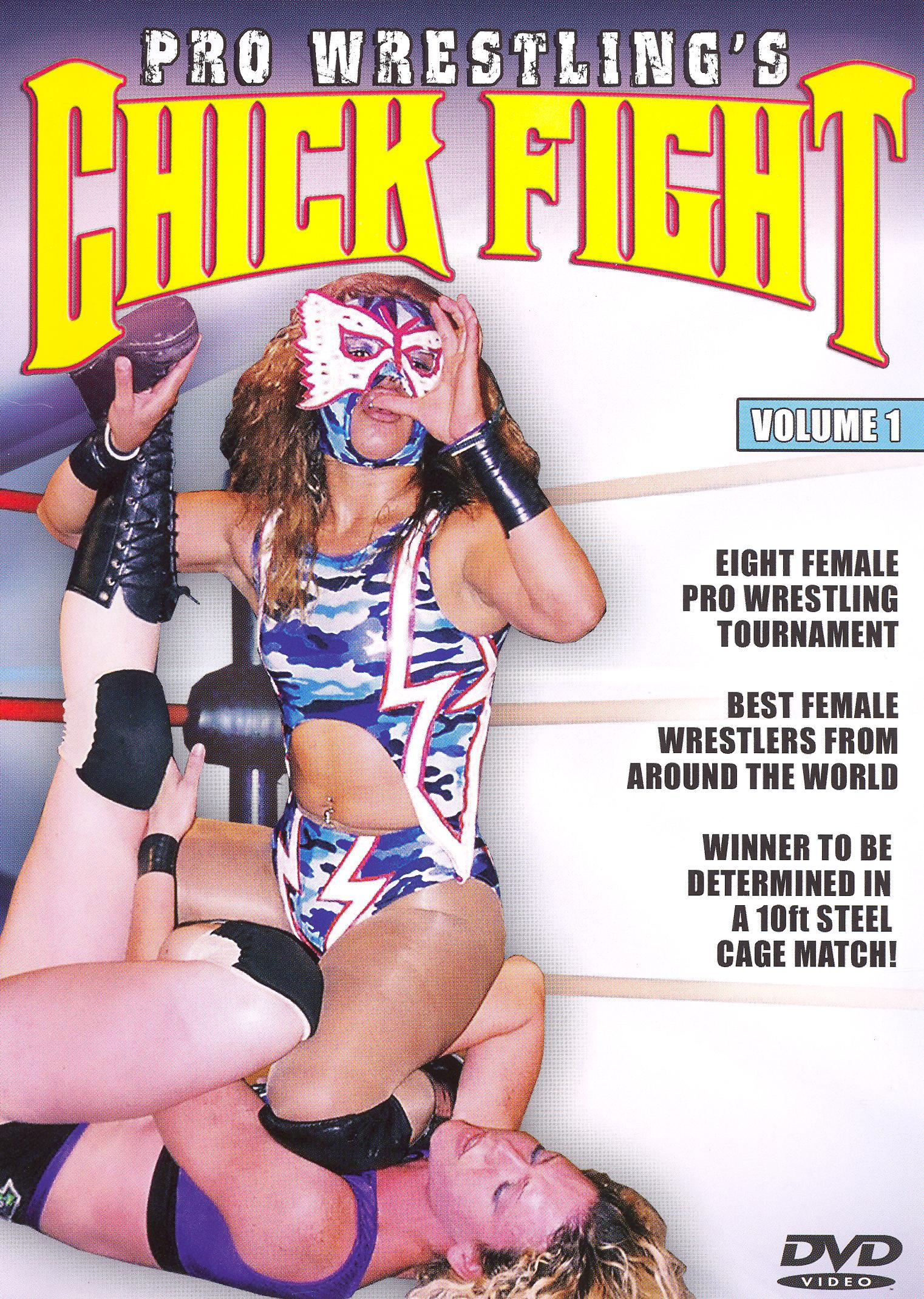 Pro Wrestling's Chick Fight