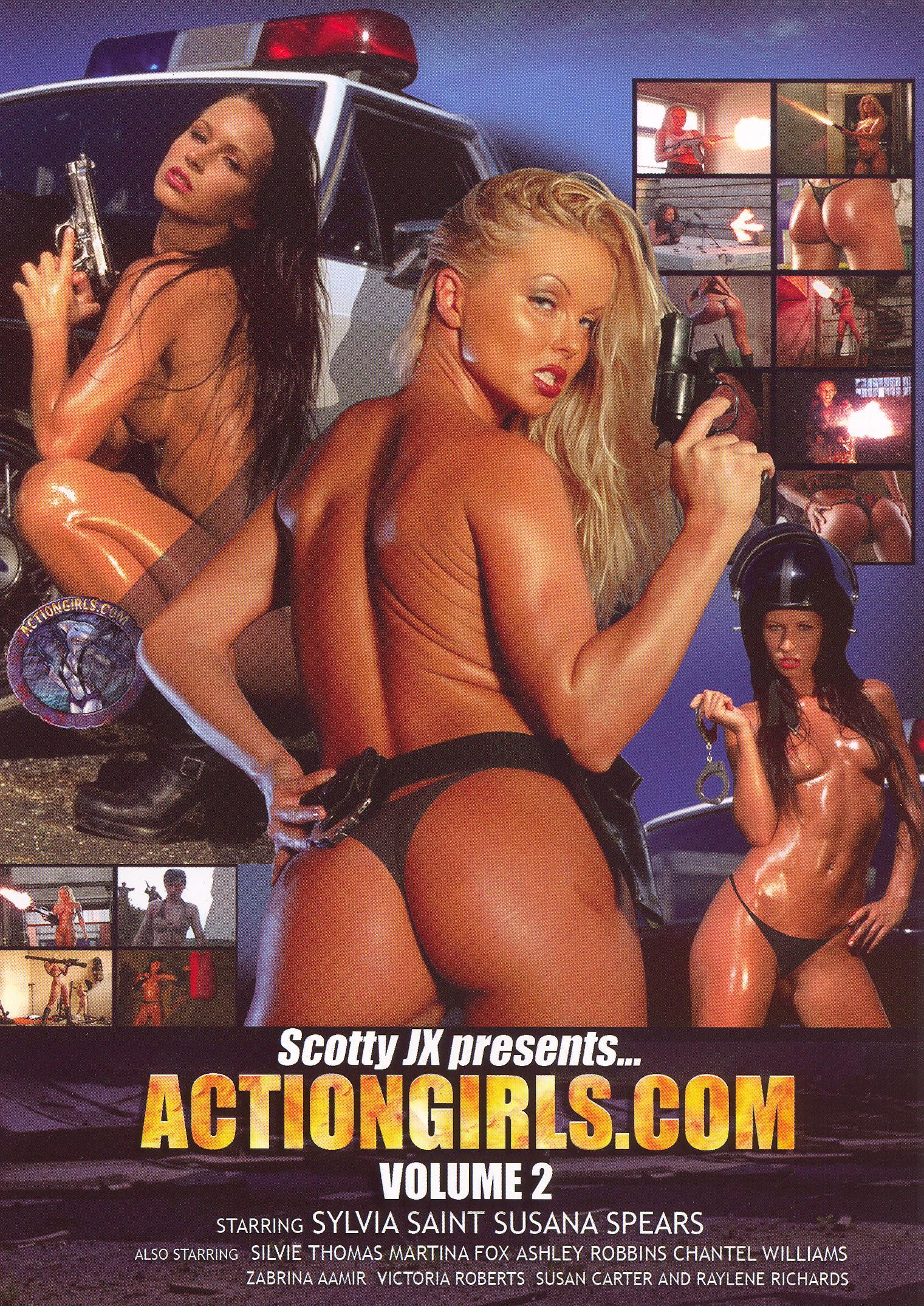 Actiongirls.com, Vol. 2