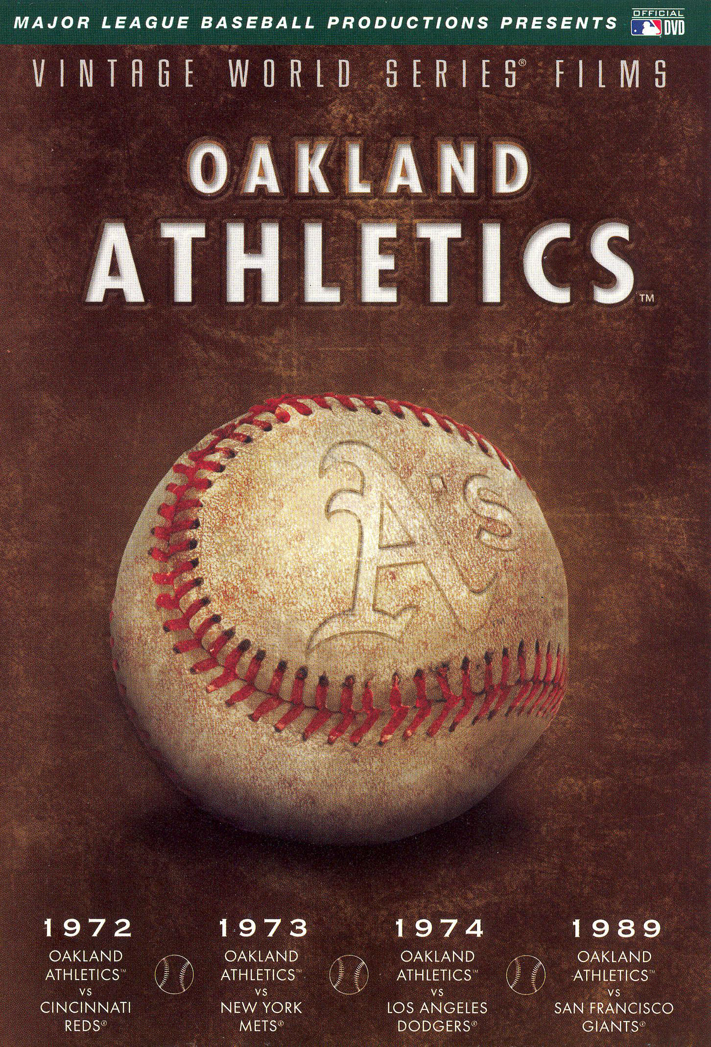 Vintage World Series Films: Oakland A's