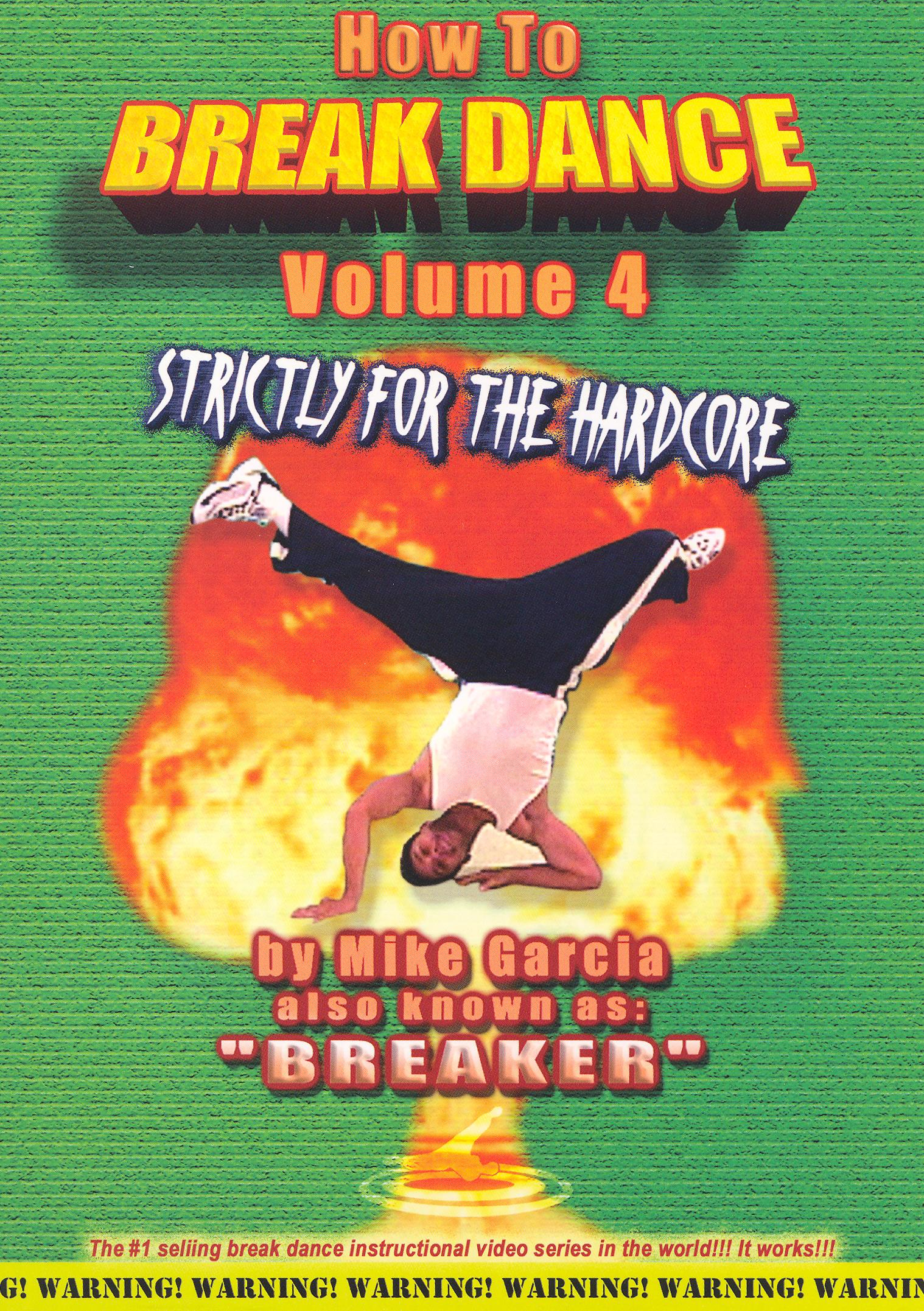 How to Breakdance, Vol. 4