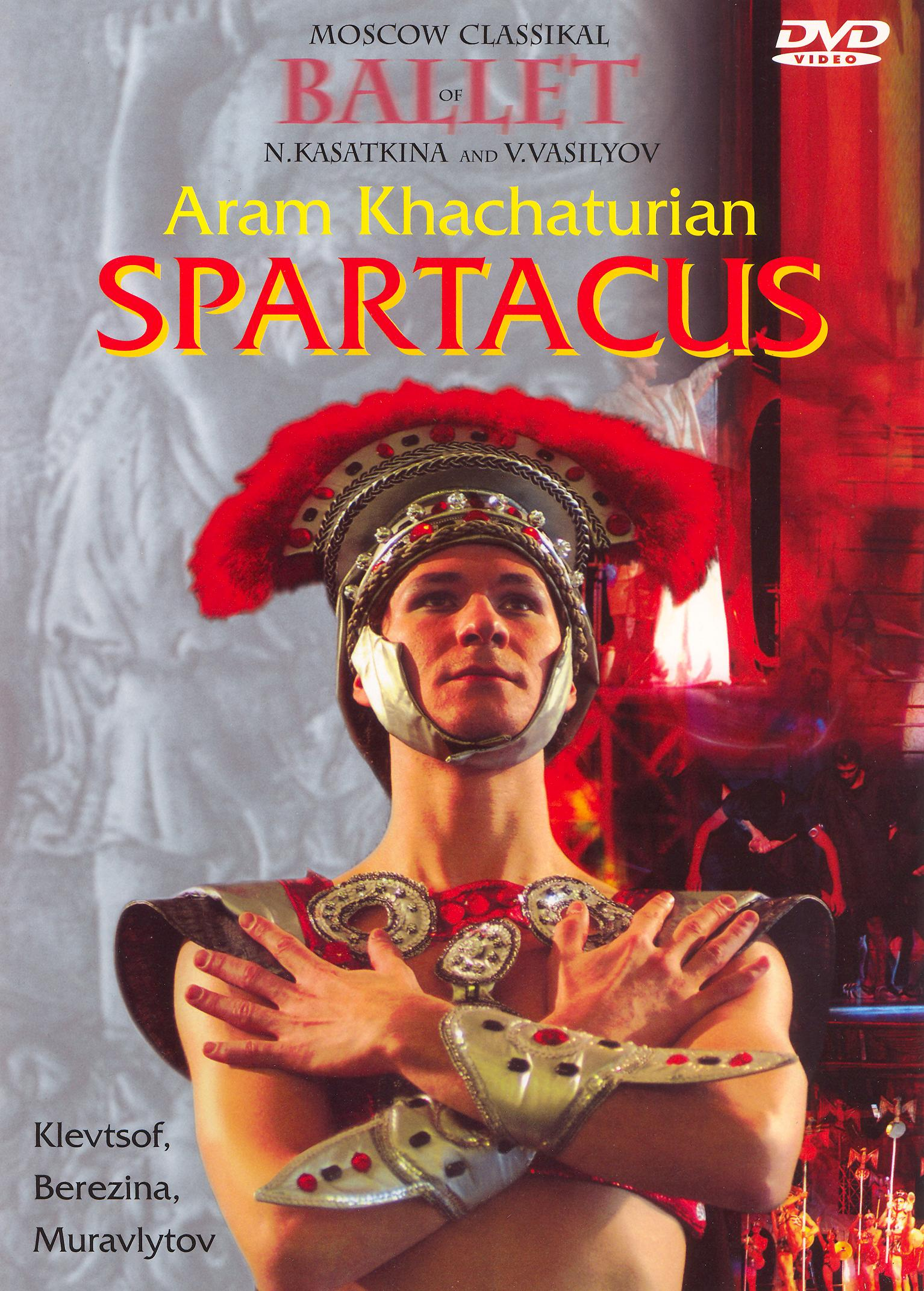 Spartacus (Moscow Classical  Ballet)