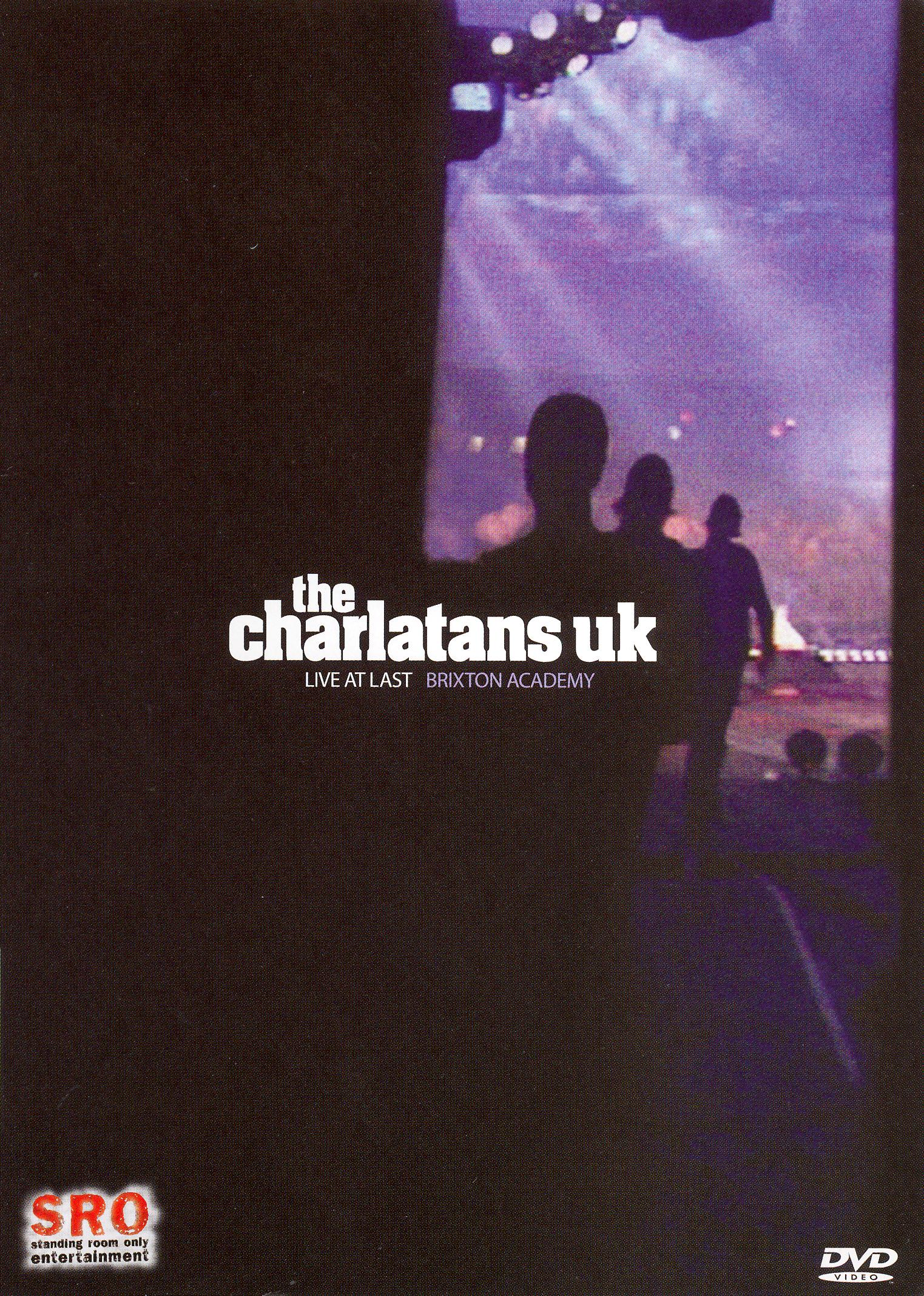 The Charlatans UK: Live at Last