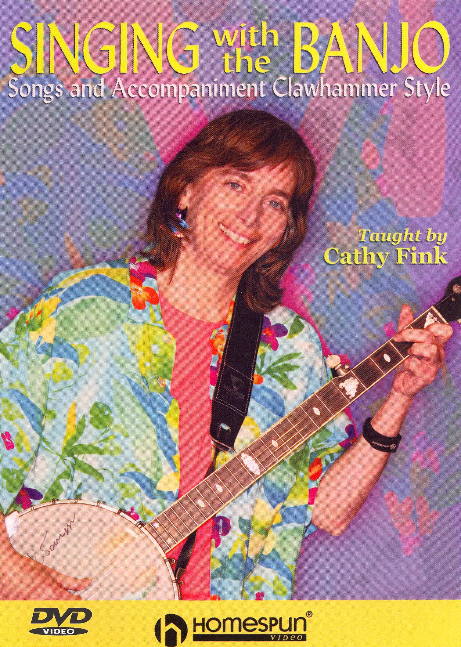 Cathy Fink: Singing with the Banjo
