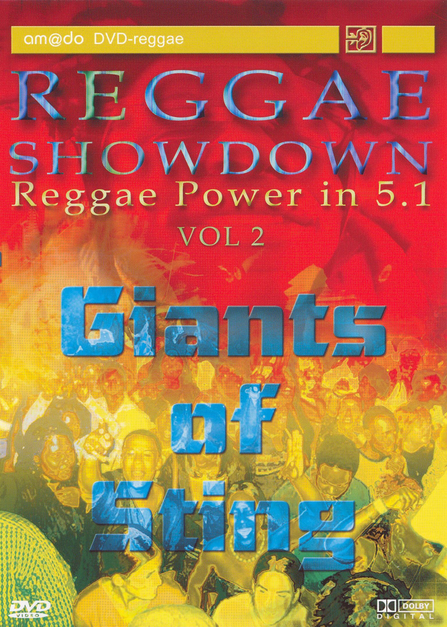 Reggae Showdown, Vol. 2: Giants of Sting