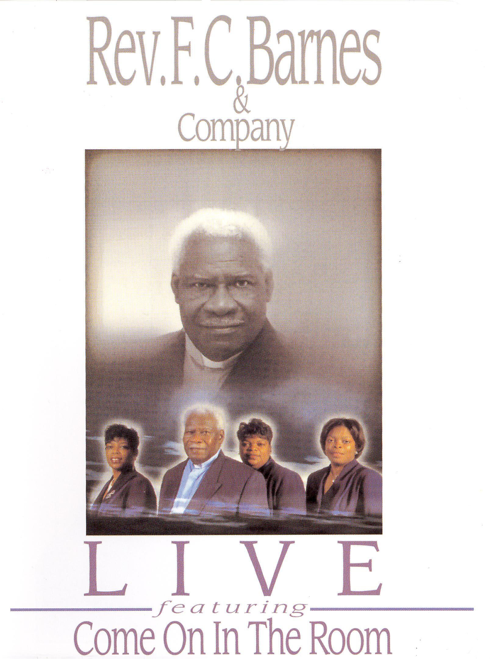 Rev. F.C. Barnes: Live