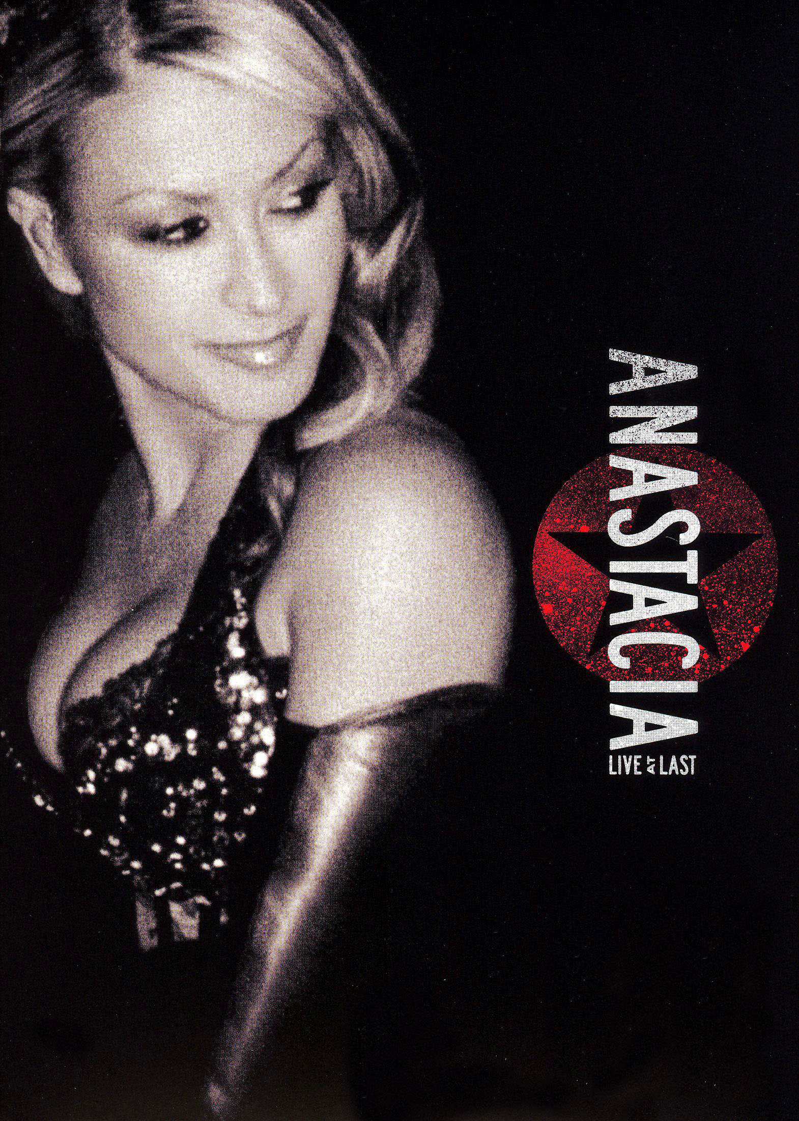 Anastacia: Live at Last