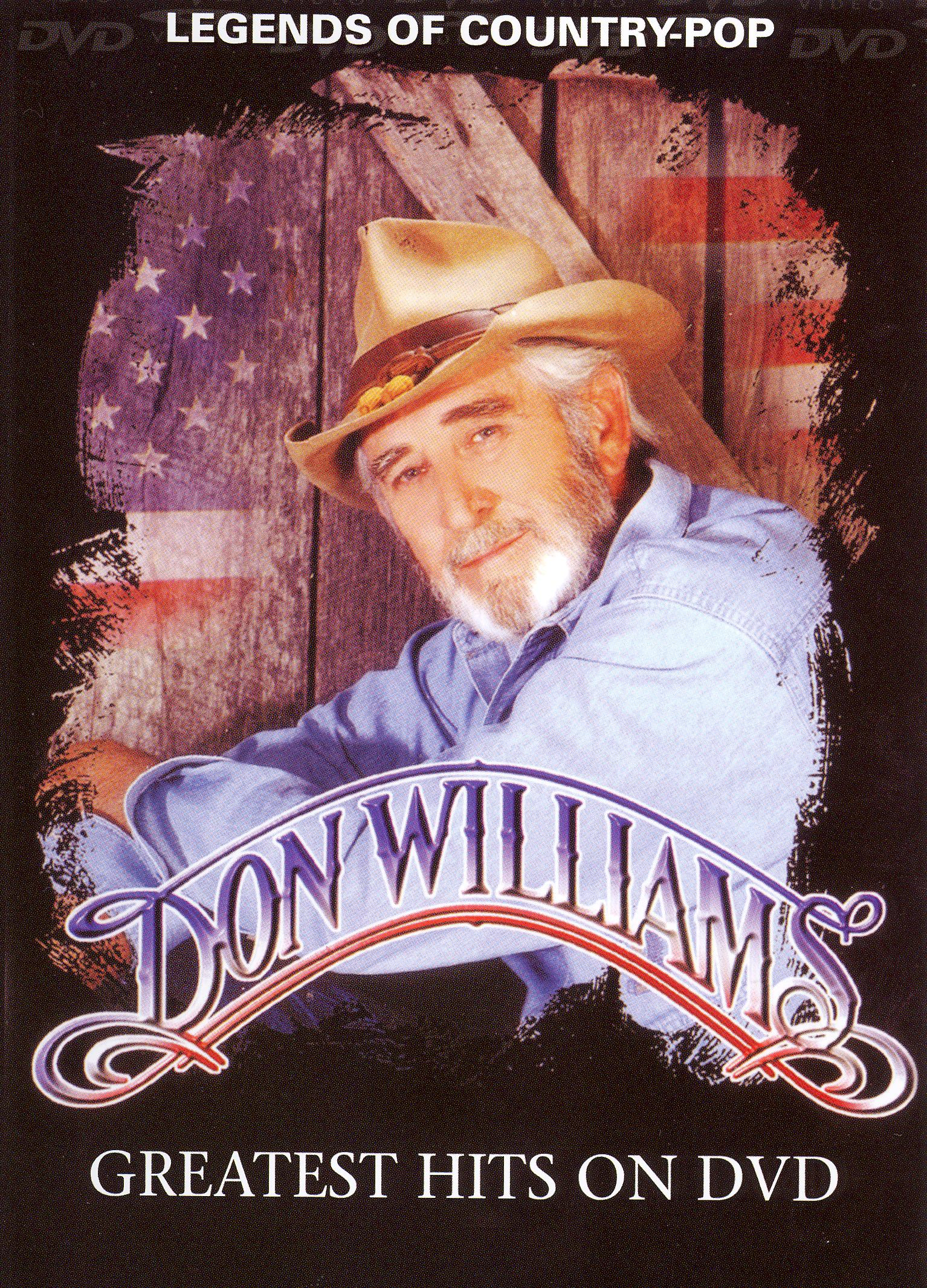Don Williams: Greatest Hits on DVD