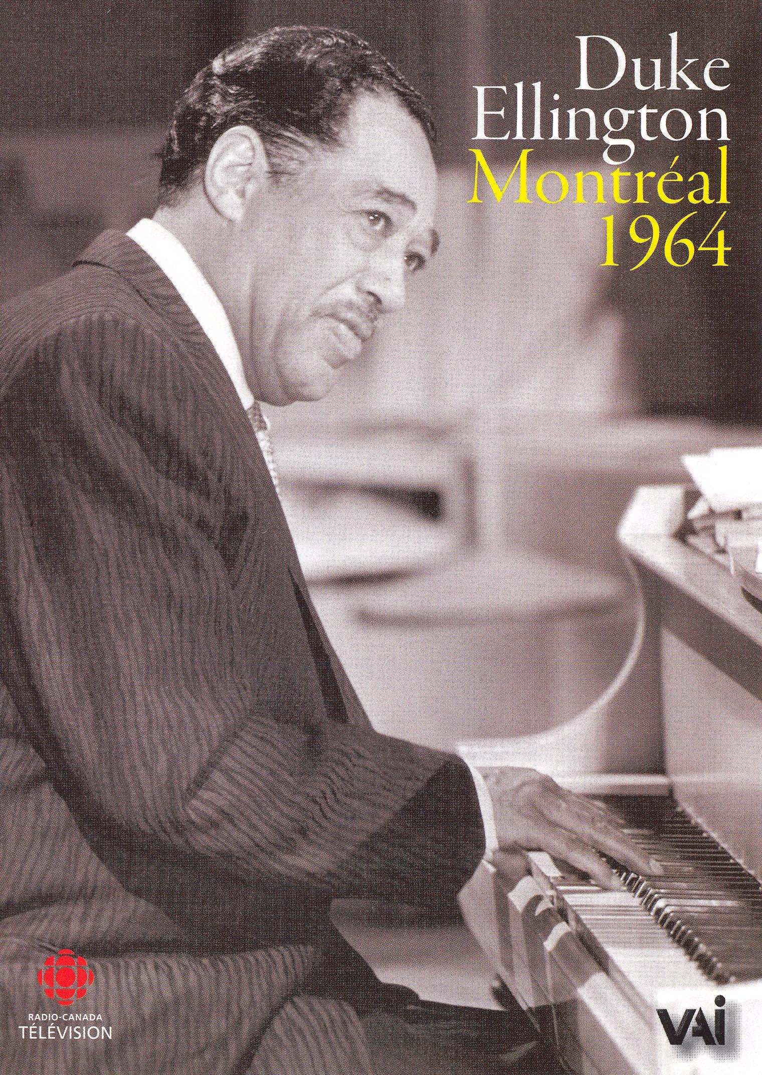 Duke Ellington: Montréal 1964