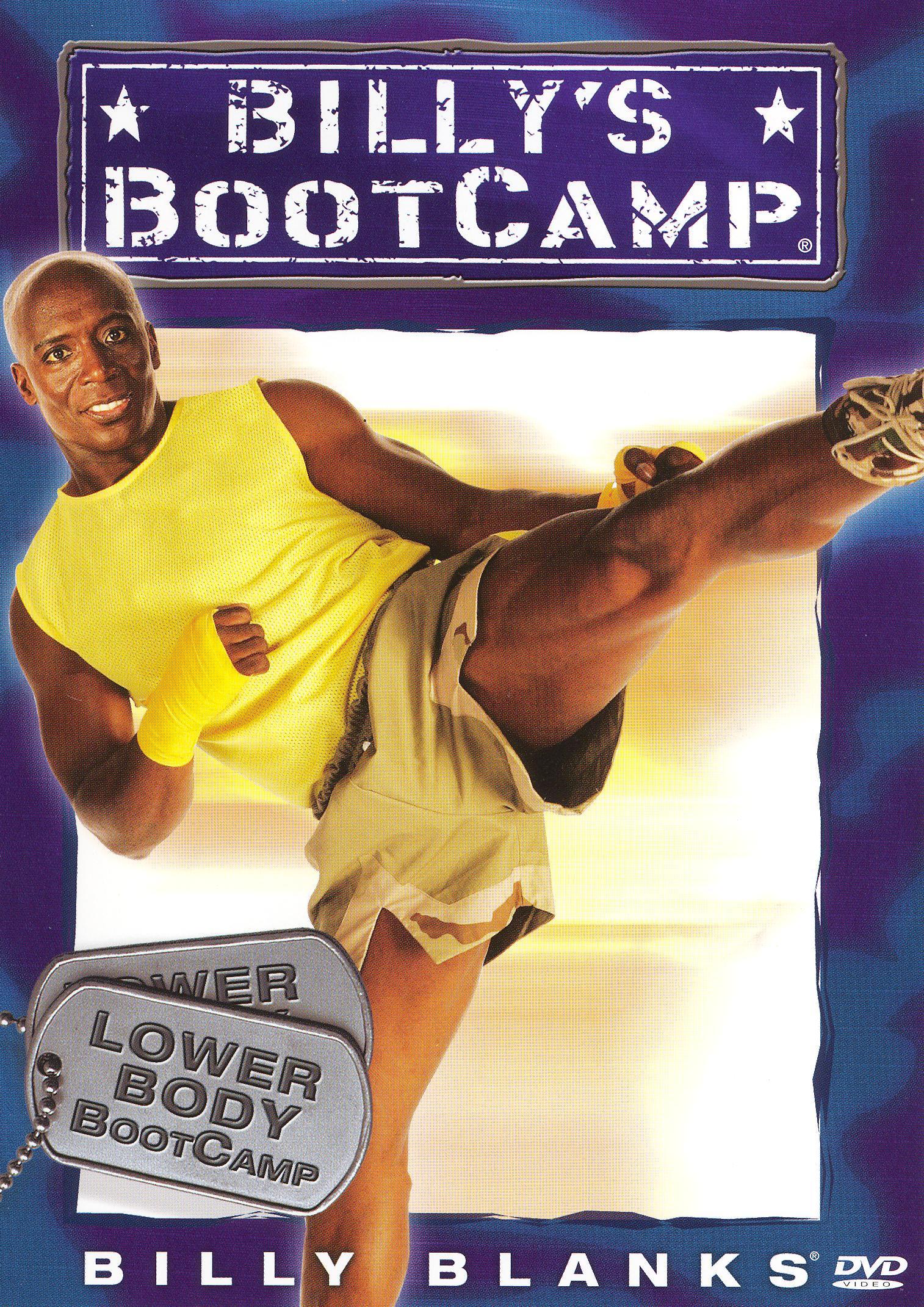Billy Blanks: Billy's BootCamp - Lower Body BootCamp