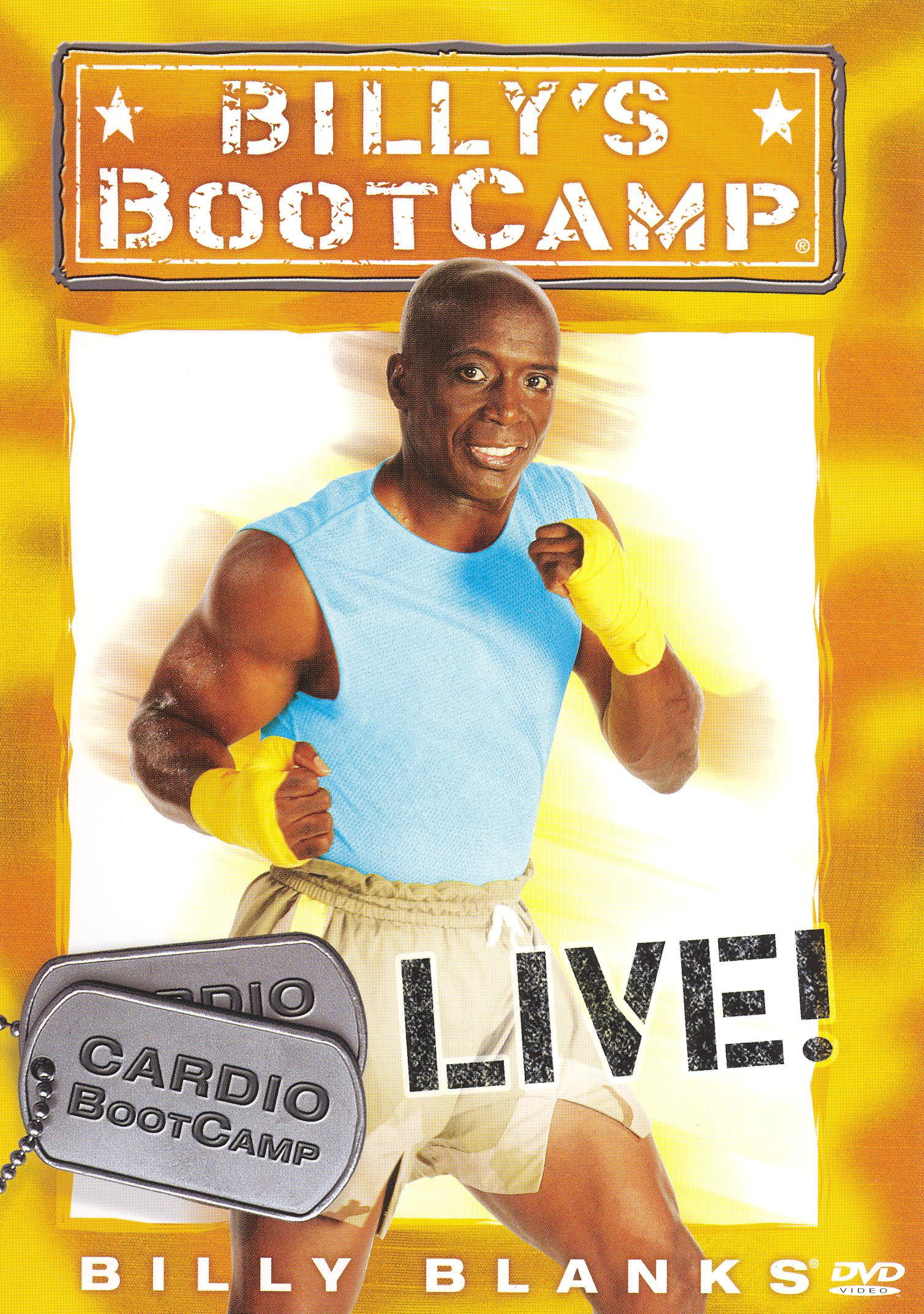 Billy Blanks: Billy's BootCamp - Cardio BootCamp Live!