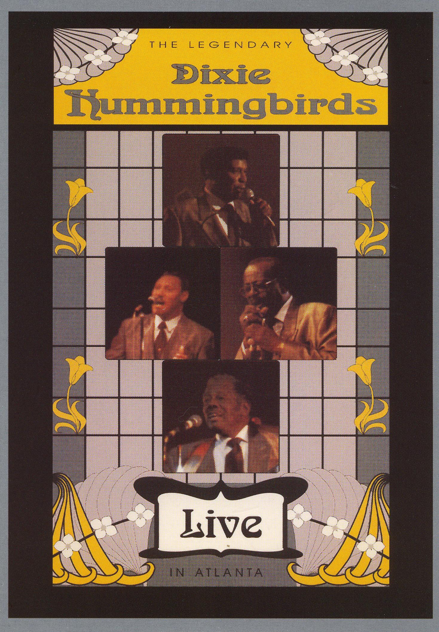 Dixie Hummingbirds: Live in Atlanta