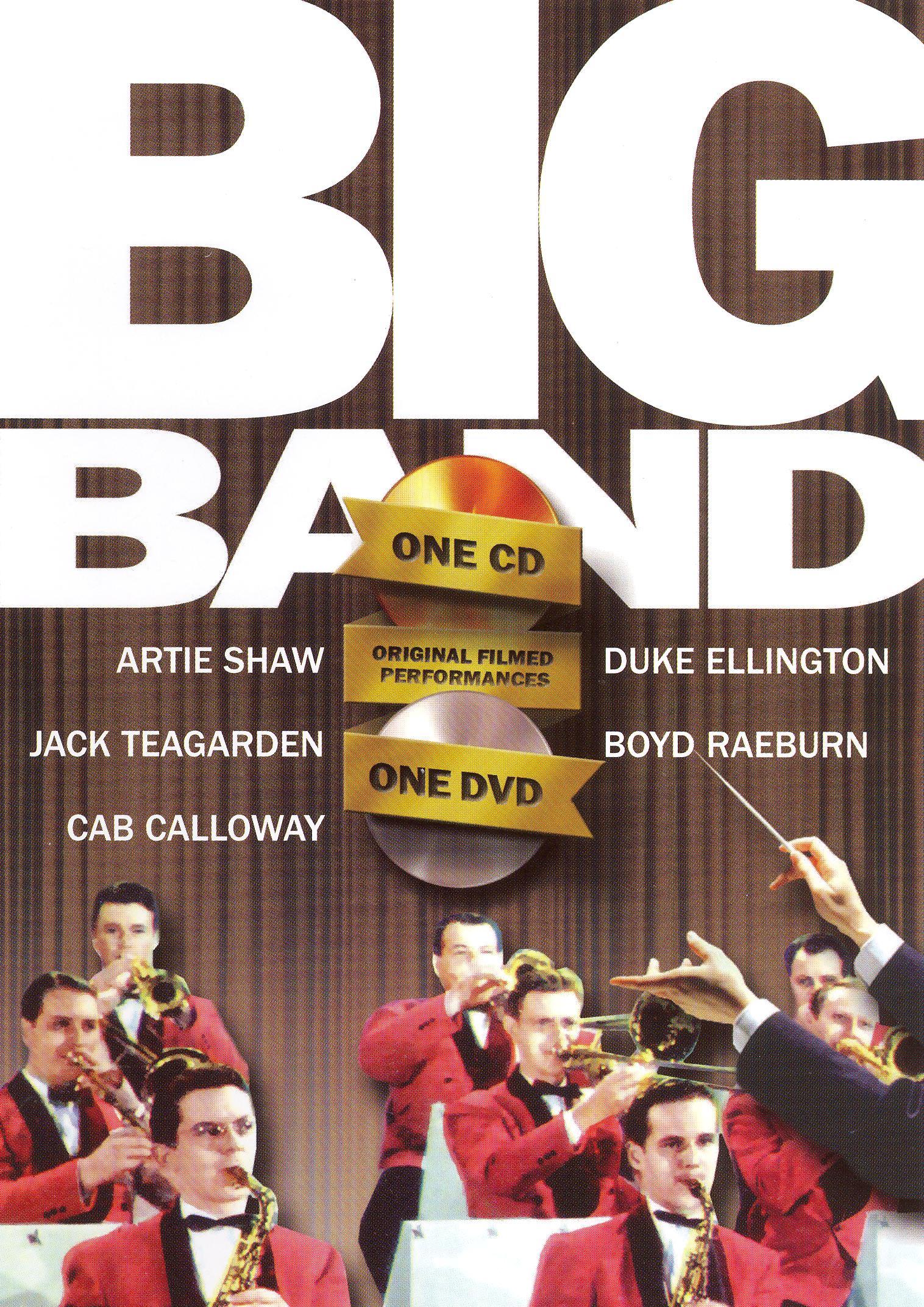 Artie Shaw/Duke Ellington: Big Band