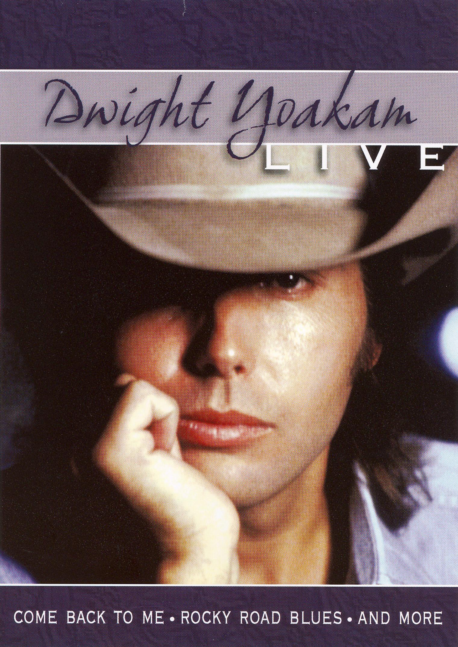 Dwight Yoakam Live