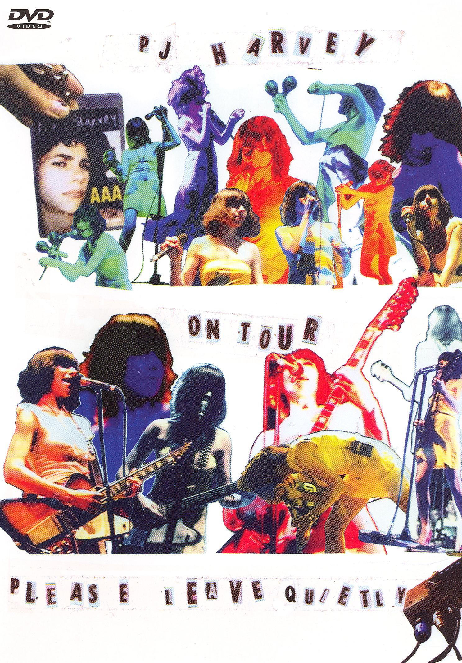 PJ Harvey: On Tour - Please Leave Quietly