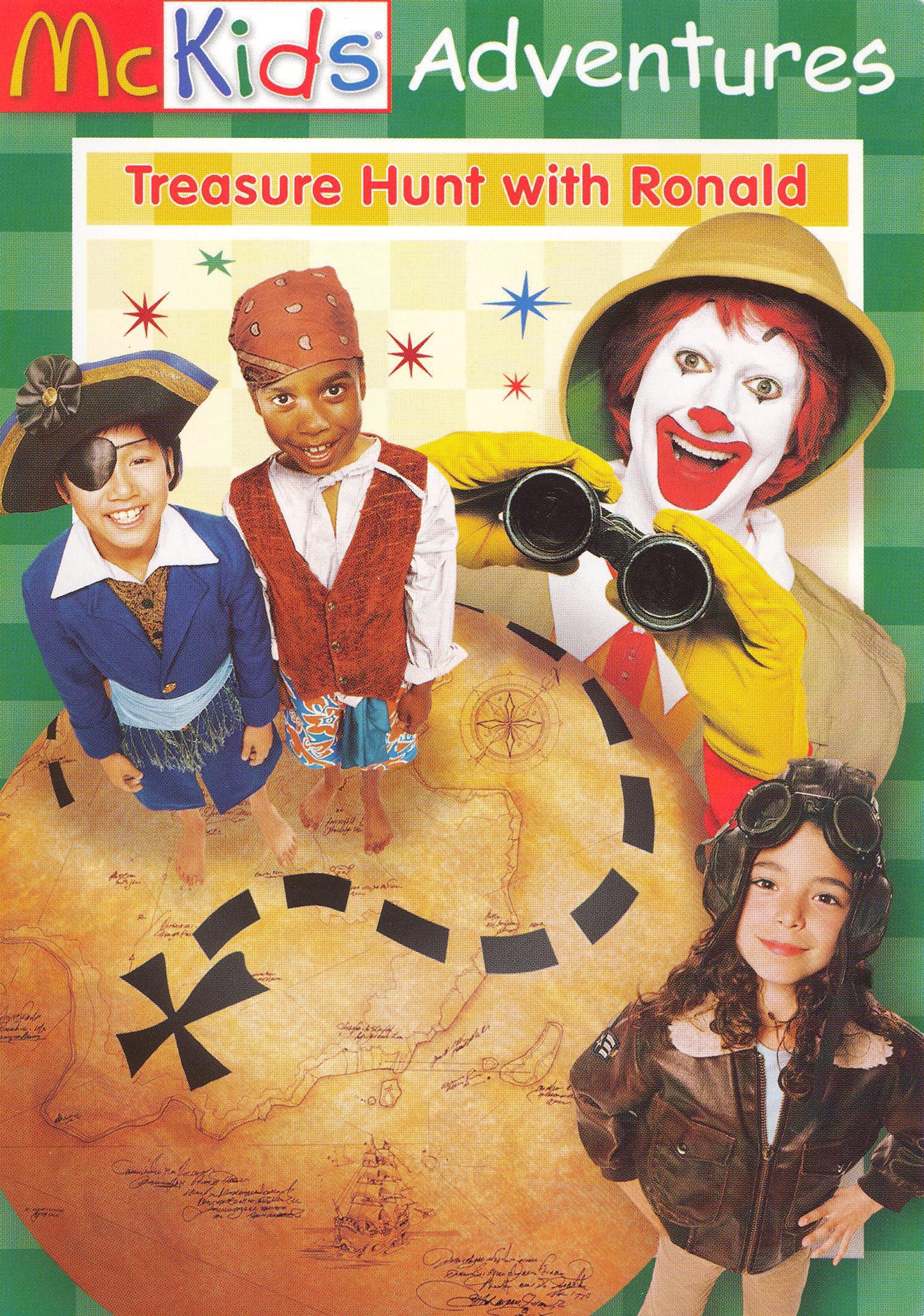 McKids Adventure: Treasure Hunt with Ronald
