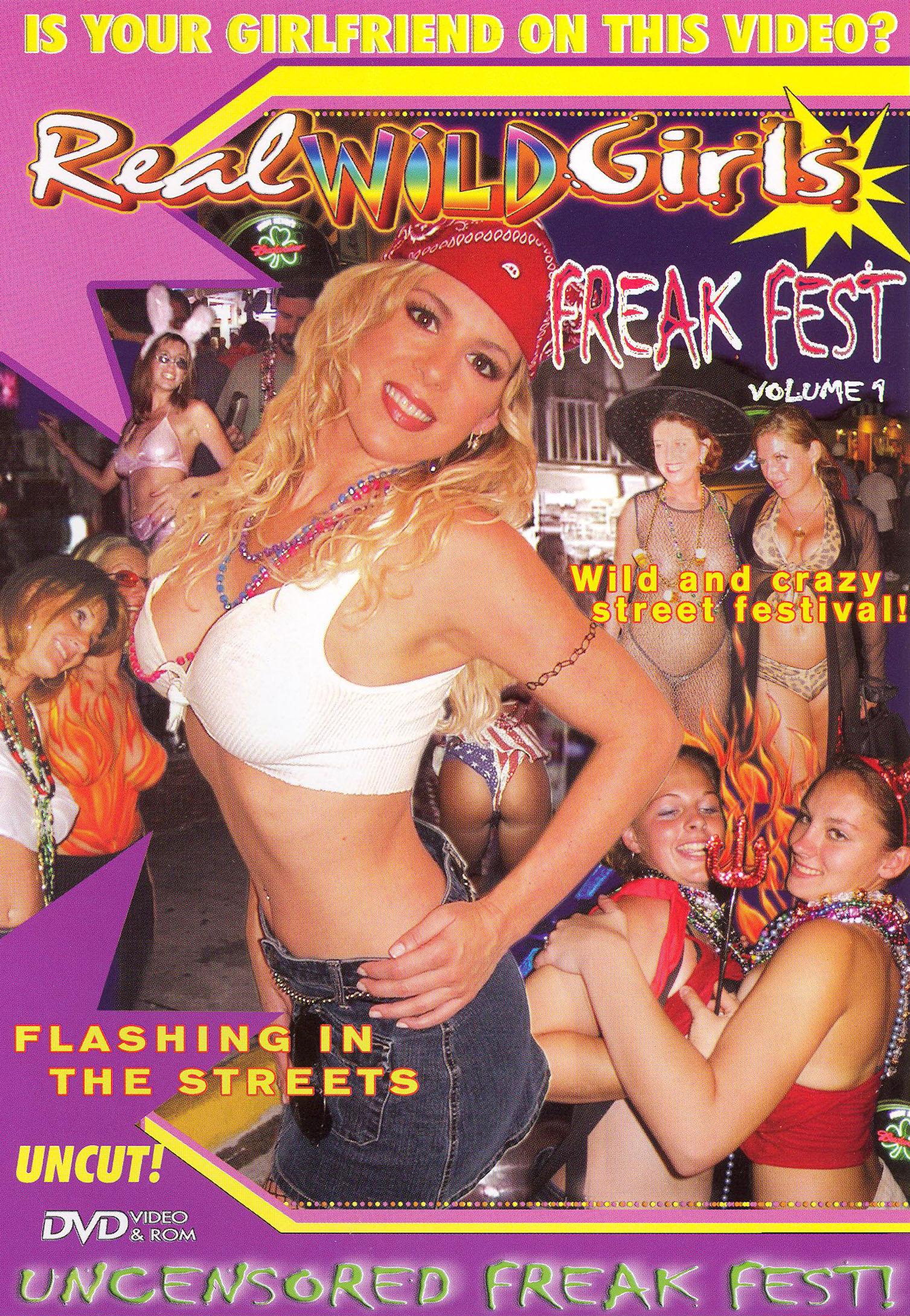 Real Wild Girls: Freak Fest