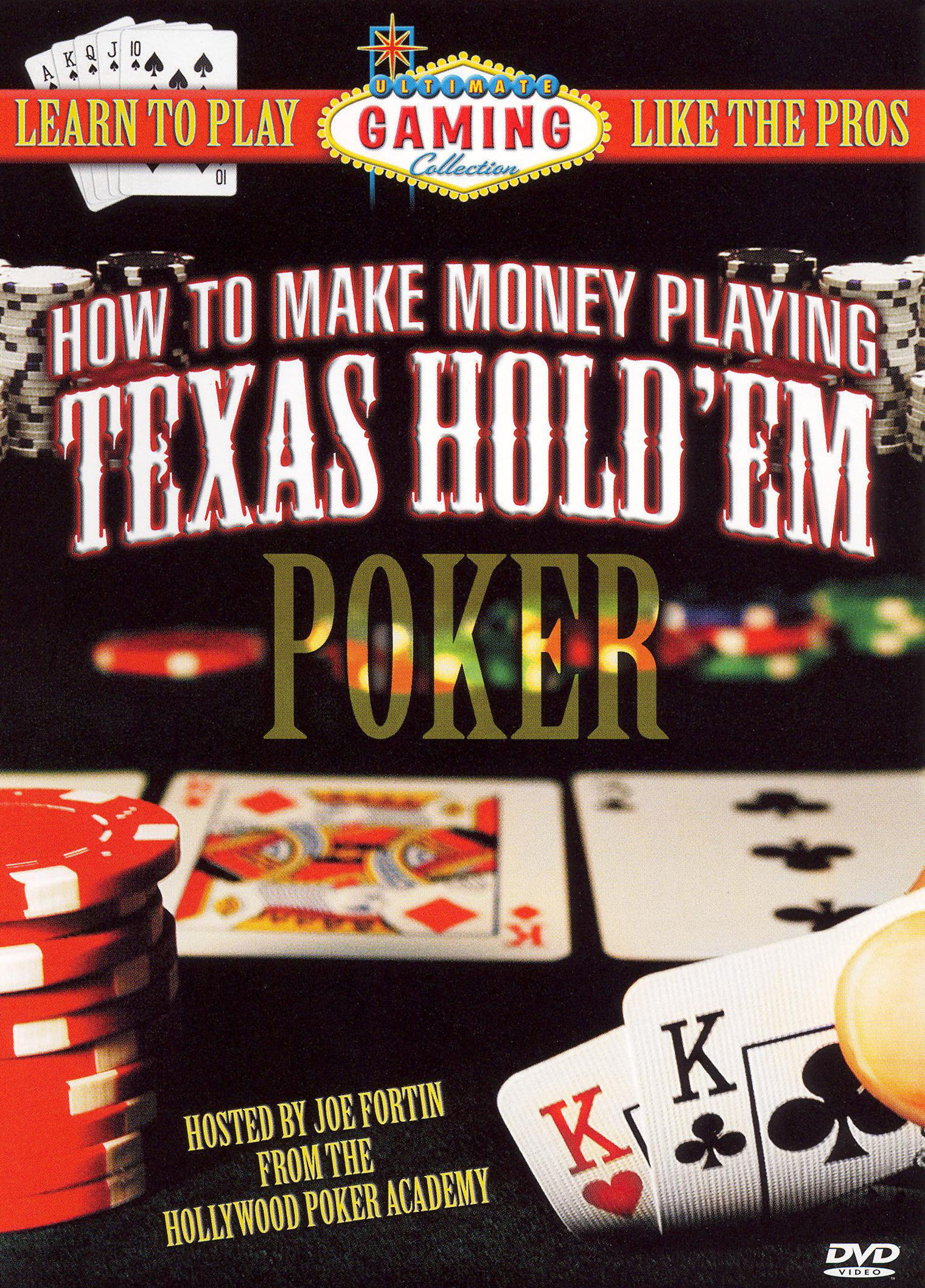 How to Make Money Playing Texas Hold'em Poker