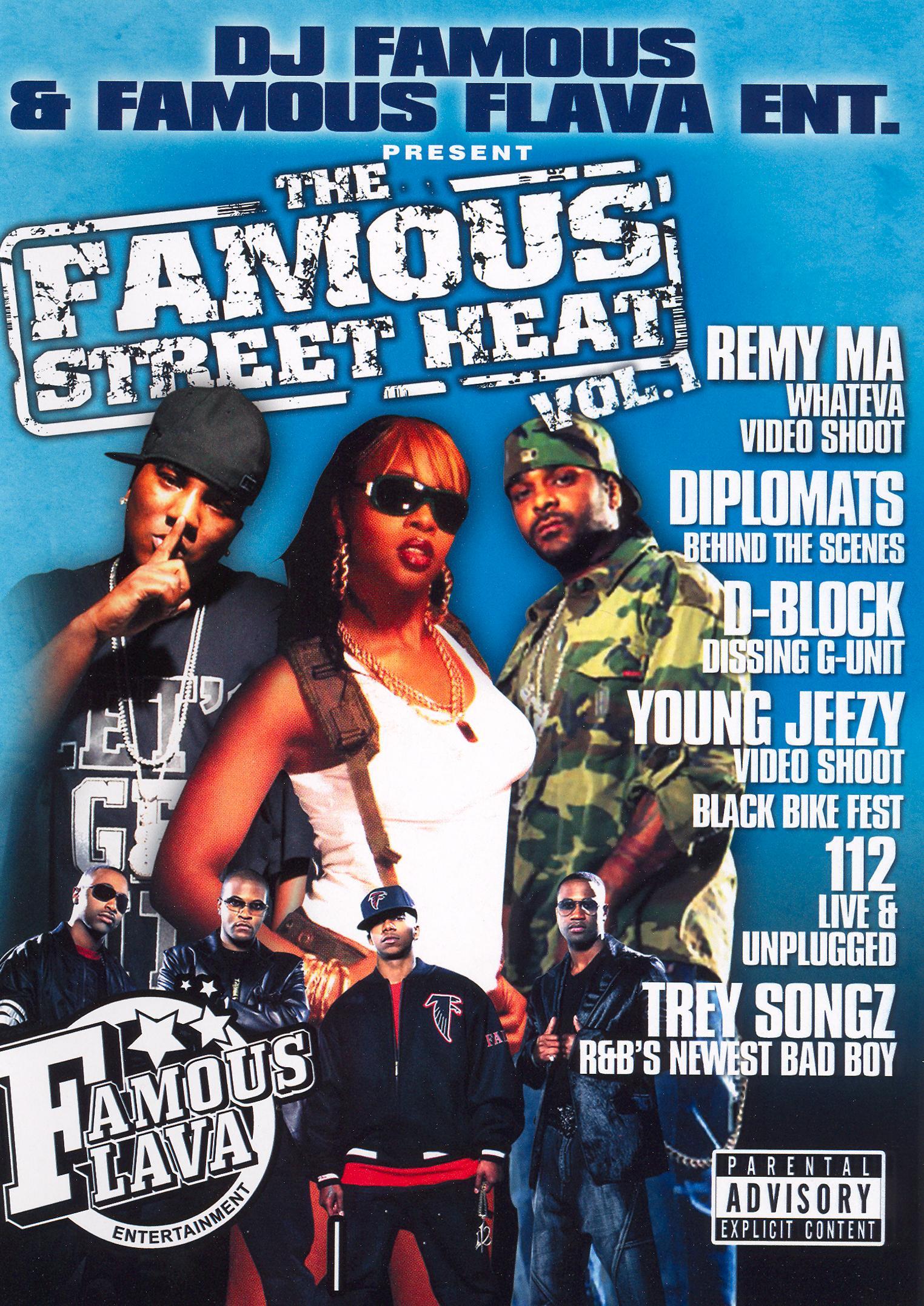 Famous Street Heat, Vol. 1