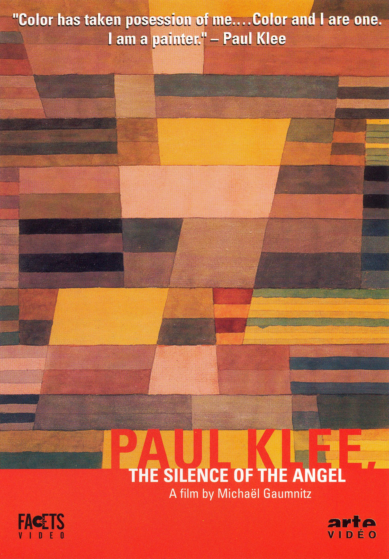 Paul Klee: The Silence of the Angel