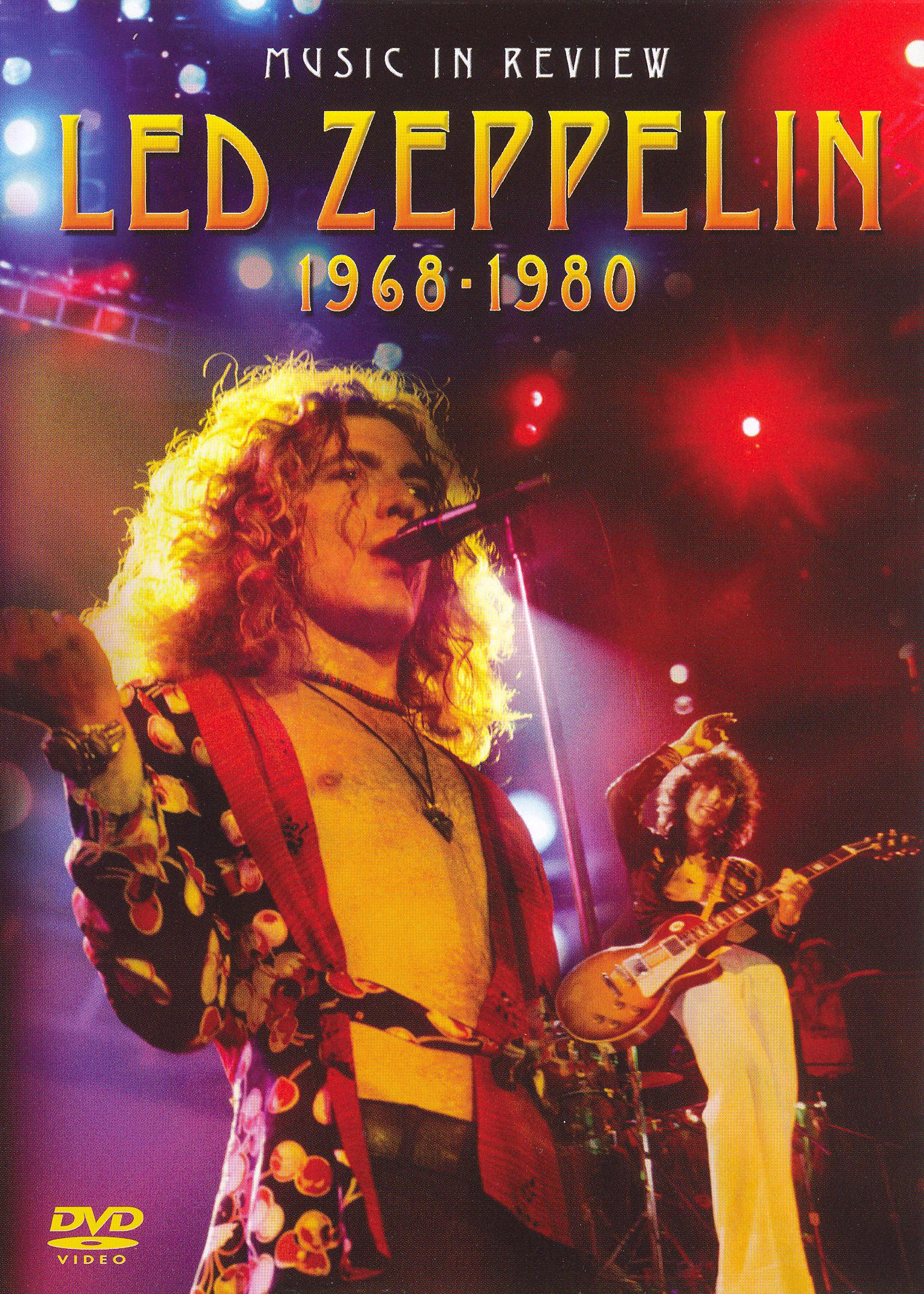 Led Zeppelin: Music in Review