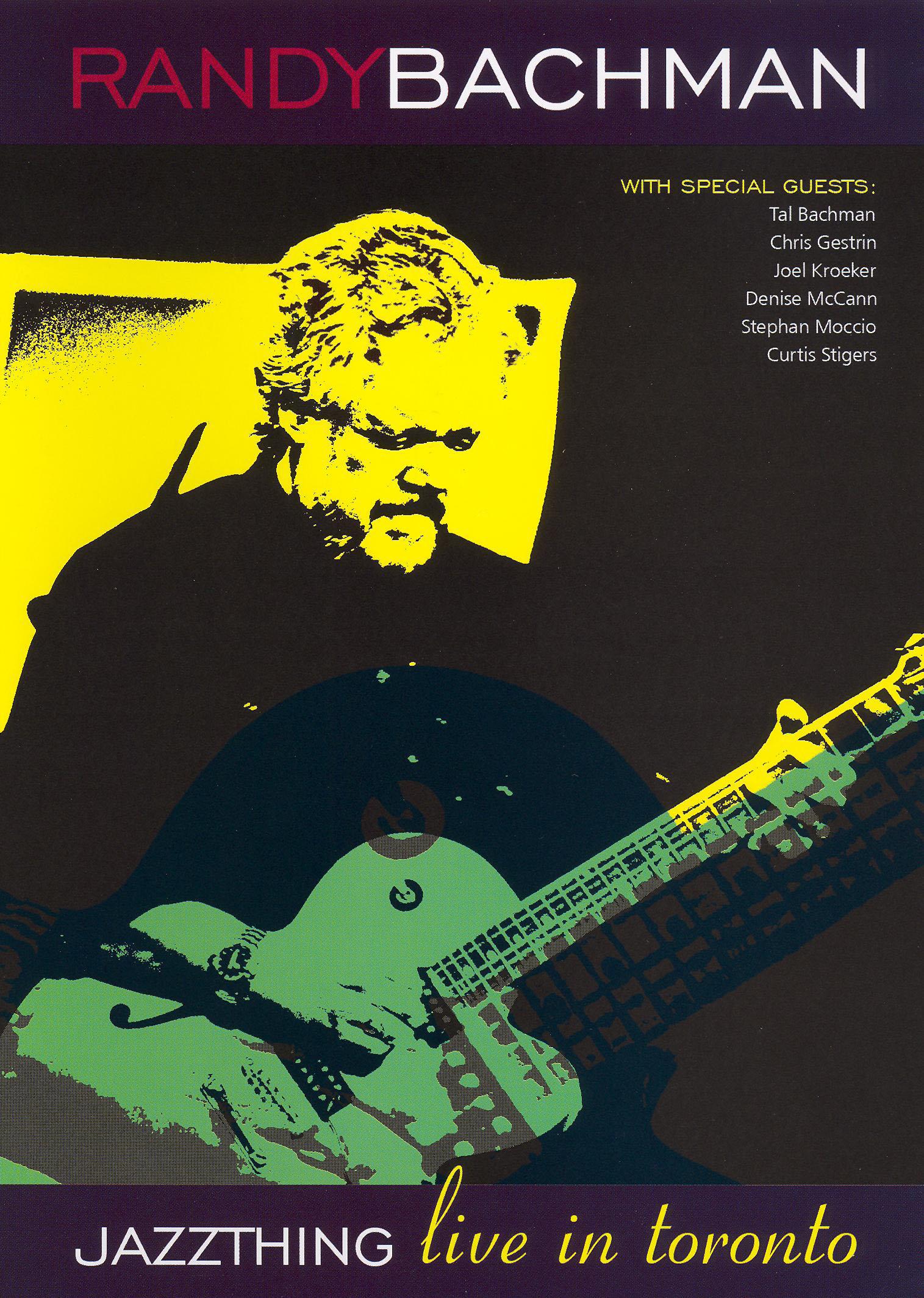 Randy Bachman: Jazz Thing