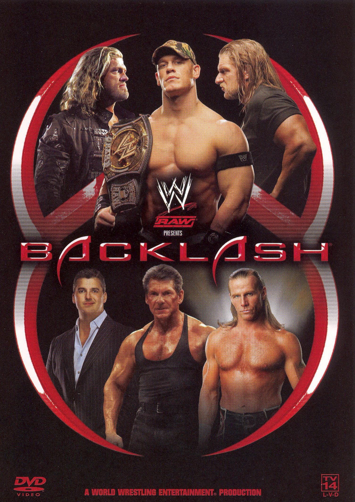 WWE: Backlash 2006
