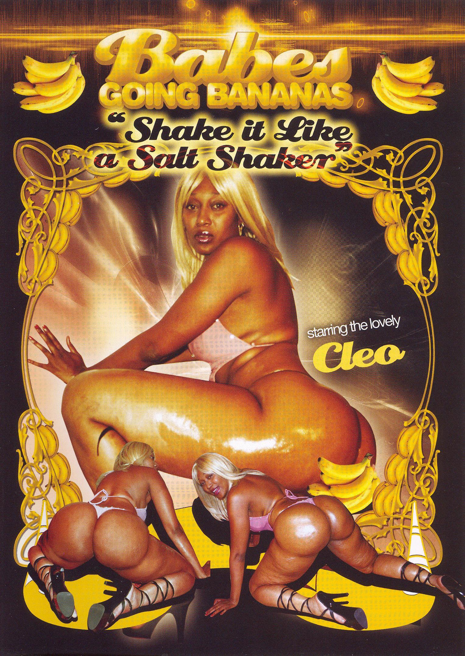 Babes Going Bananas: Shake It Like a Salt Shaker
