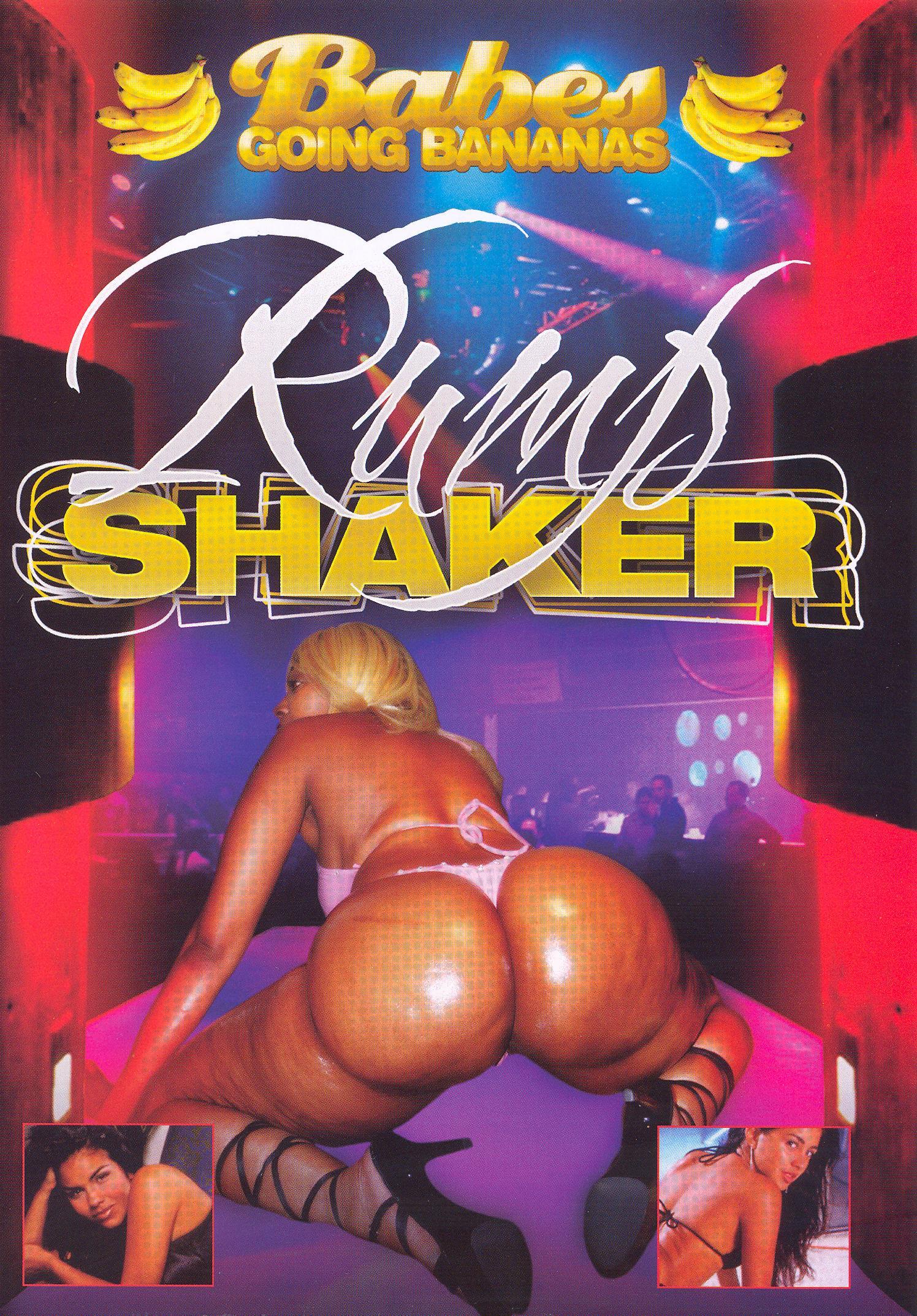 Babes Going Bananas: Rump Shaker