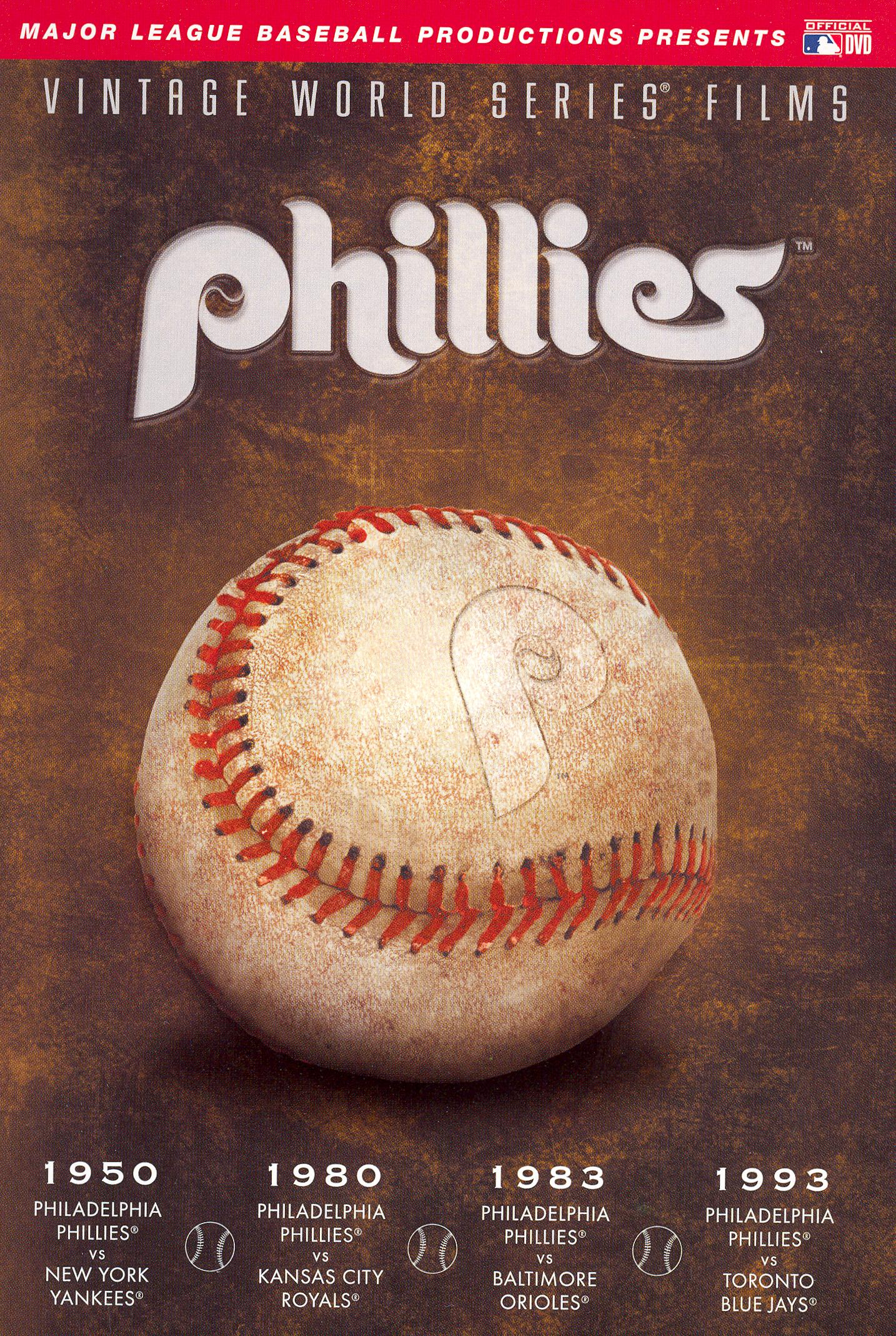 Philadelphia Phillies: World Series Vintage Films