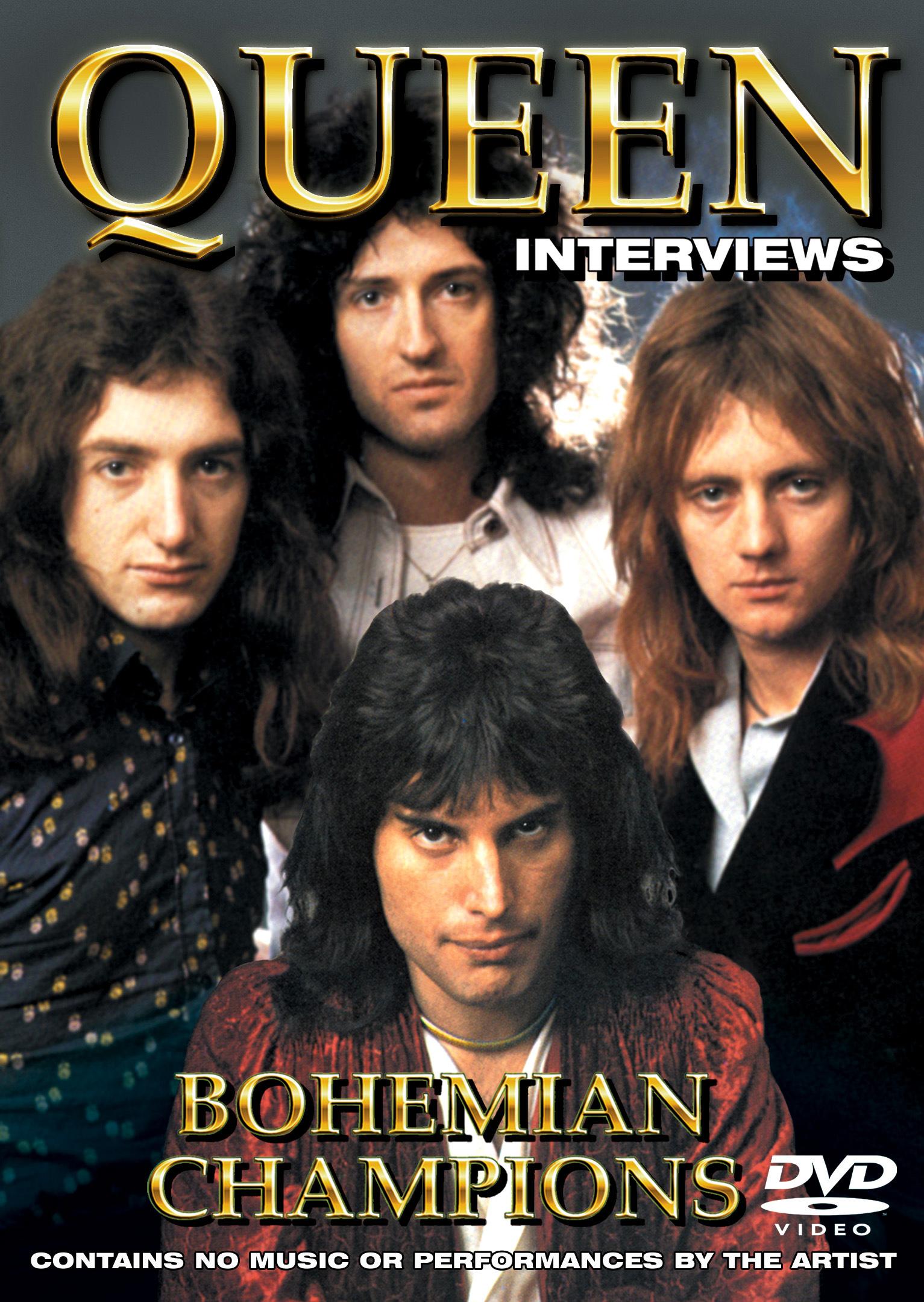Queen: Bohemian Champions - Interviews