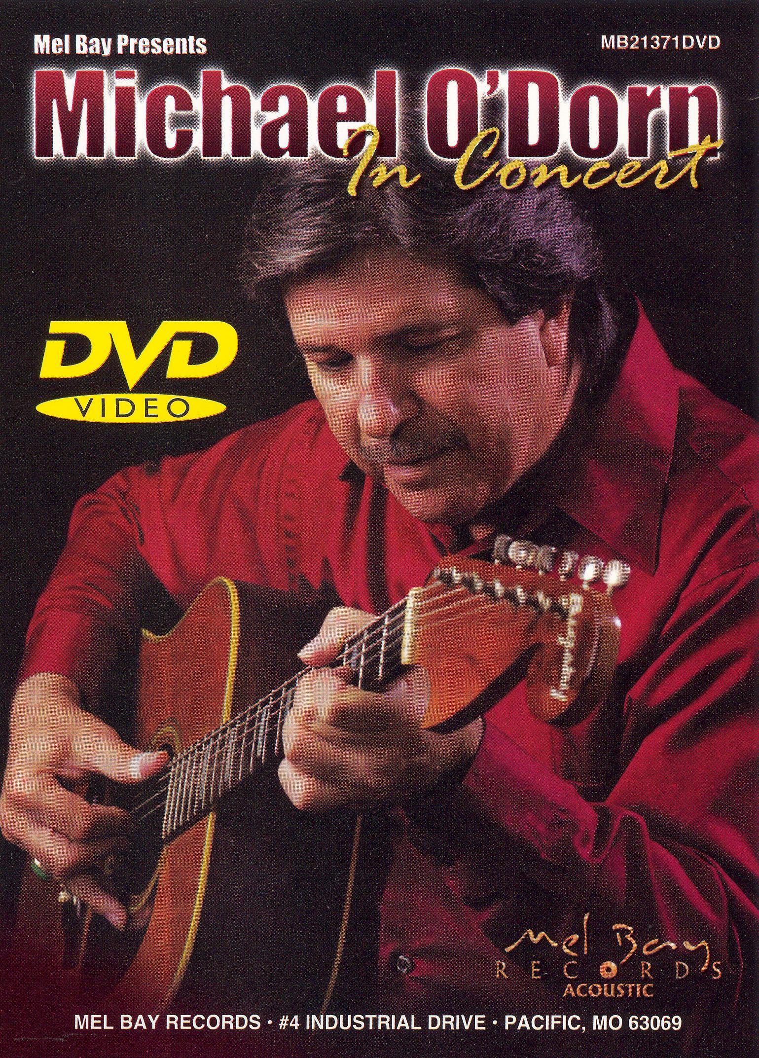 Michael O'Dorn: Michael O'Dorn in Concert